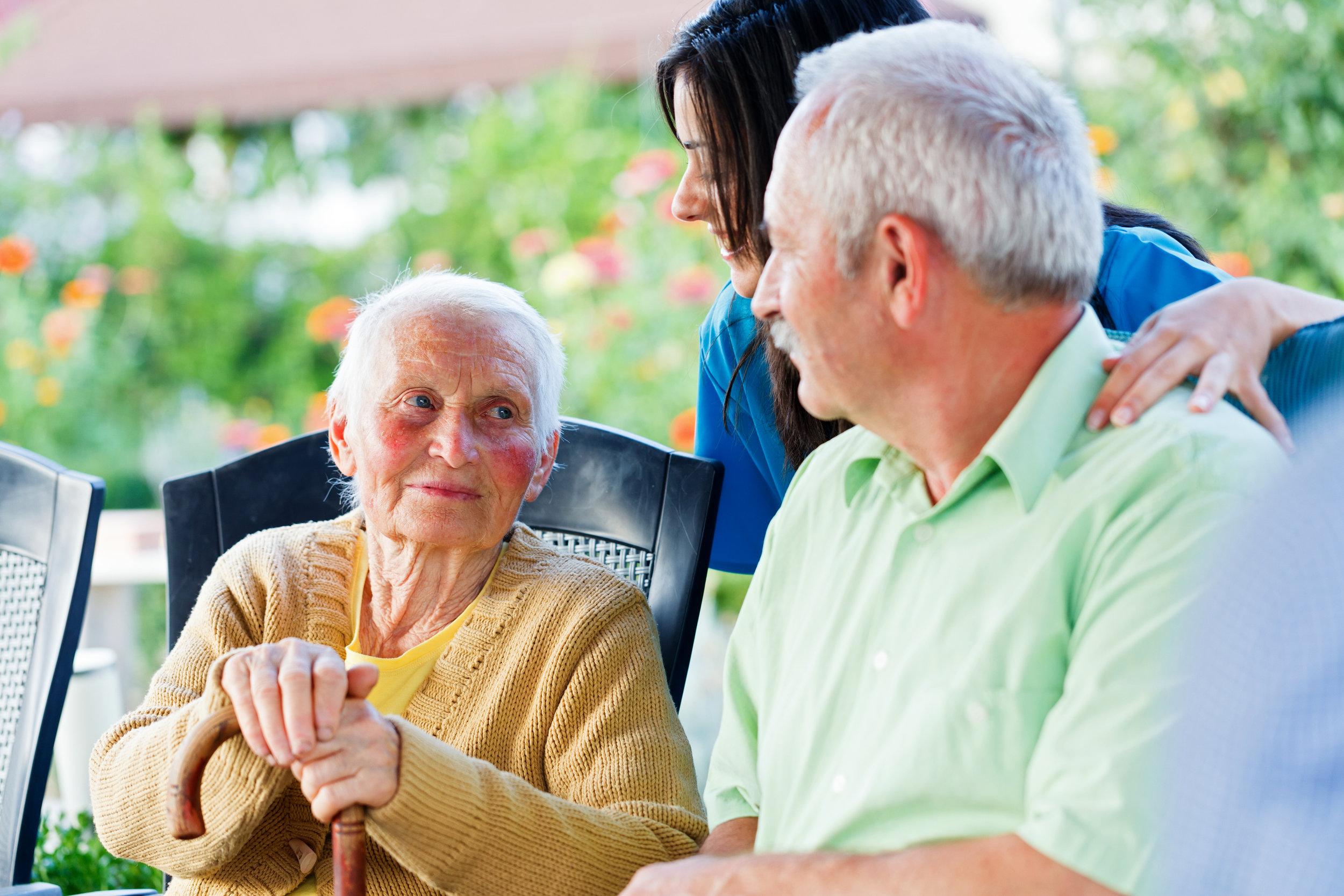 Hospice Care -