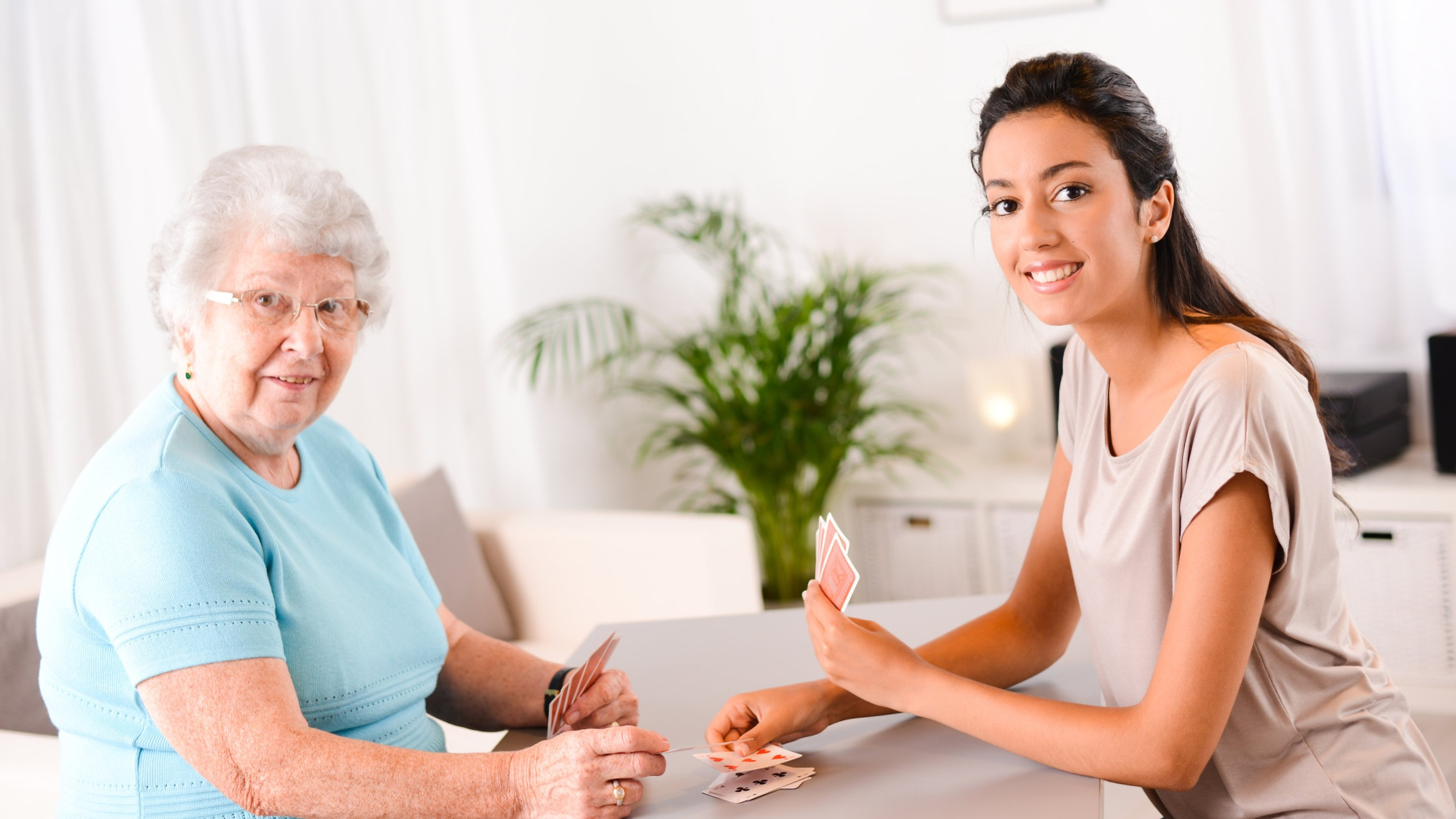 Companion Care - We can help be that friendly face to your loved one when companionship and that little extra help is needed.