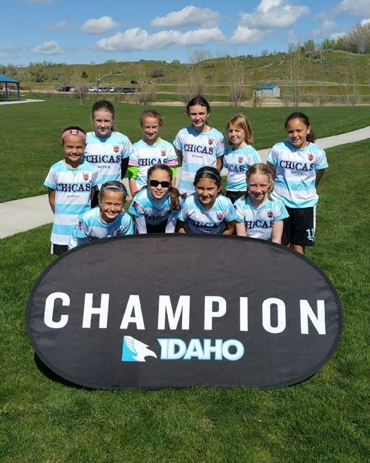 U11 Chicas - Champions