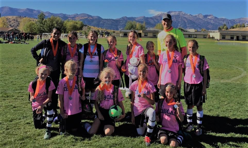 U12 Chicas - Finalists