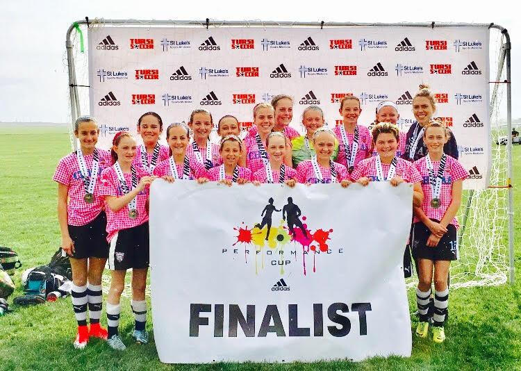 U14 Chicas - Finalist