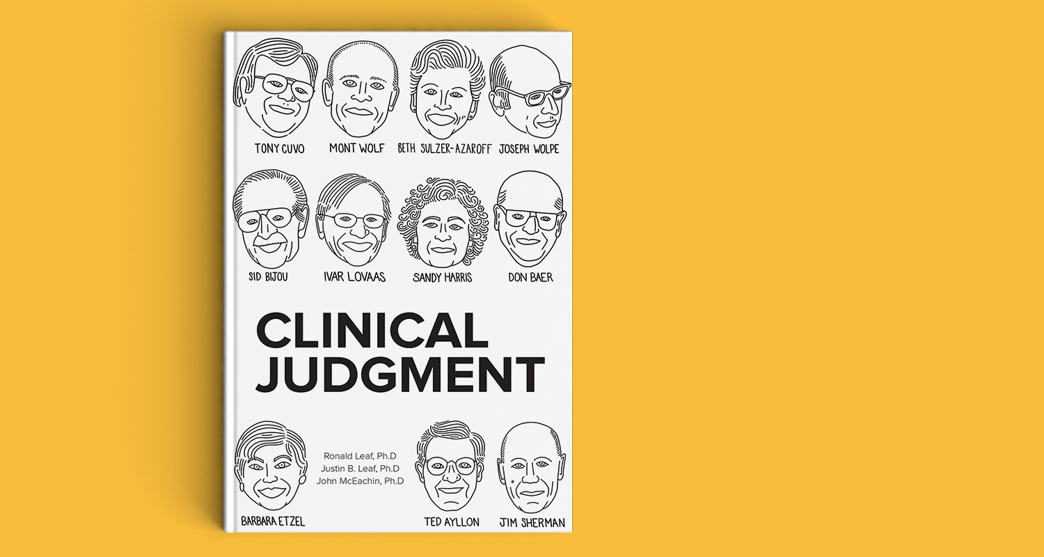Clinical Judgment - Creative direction and illustrationWritten in the spirit of progress and flexibility, Clinical Judgement presents a thoughtful and encouraging history of those who paved the way in pioneering Applied Behavior Analysis, and explains how and why the field was able to develop as it did.