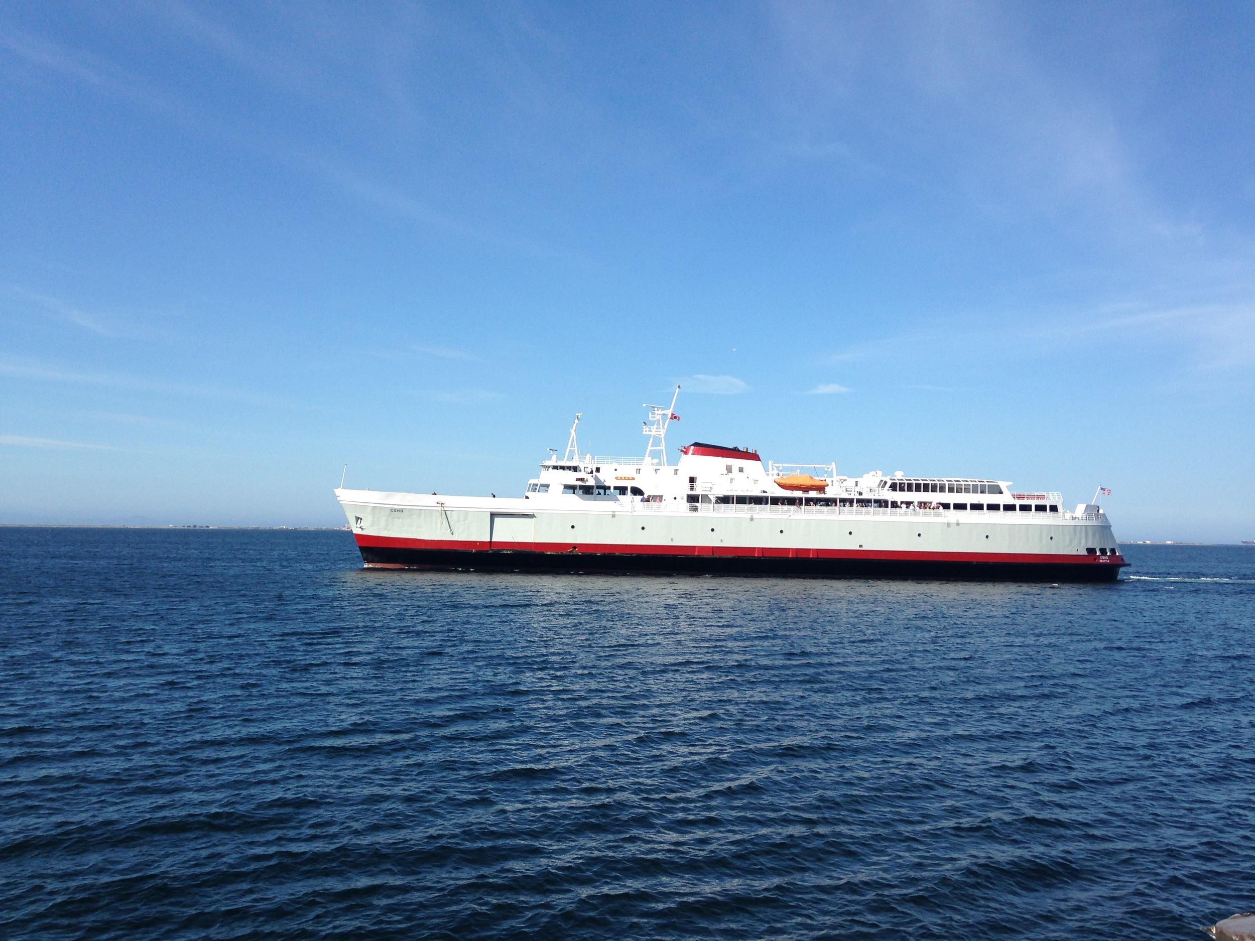 Port Angeles/Victoria Ferry