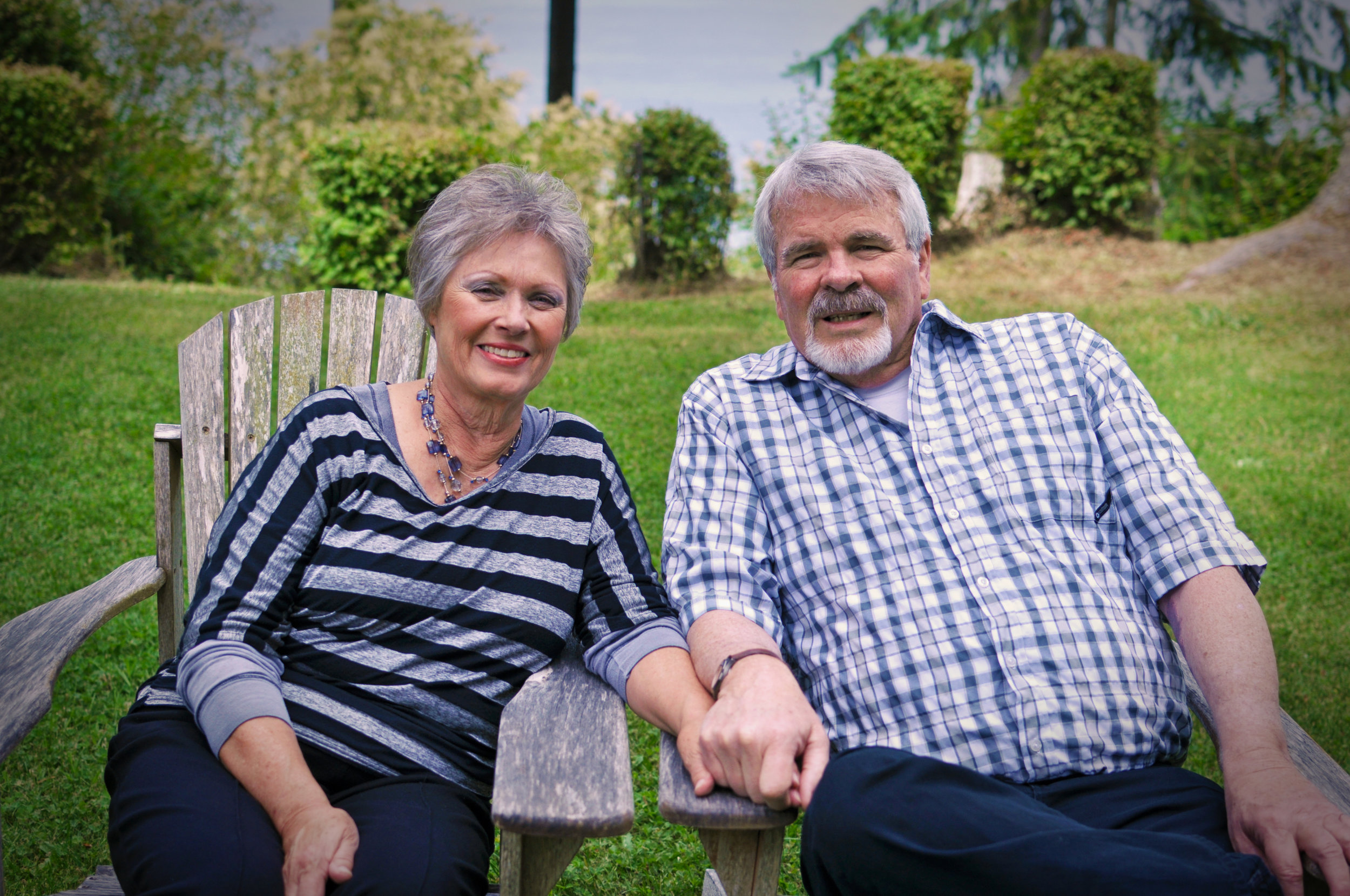 Dave & Evelyn Brown