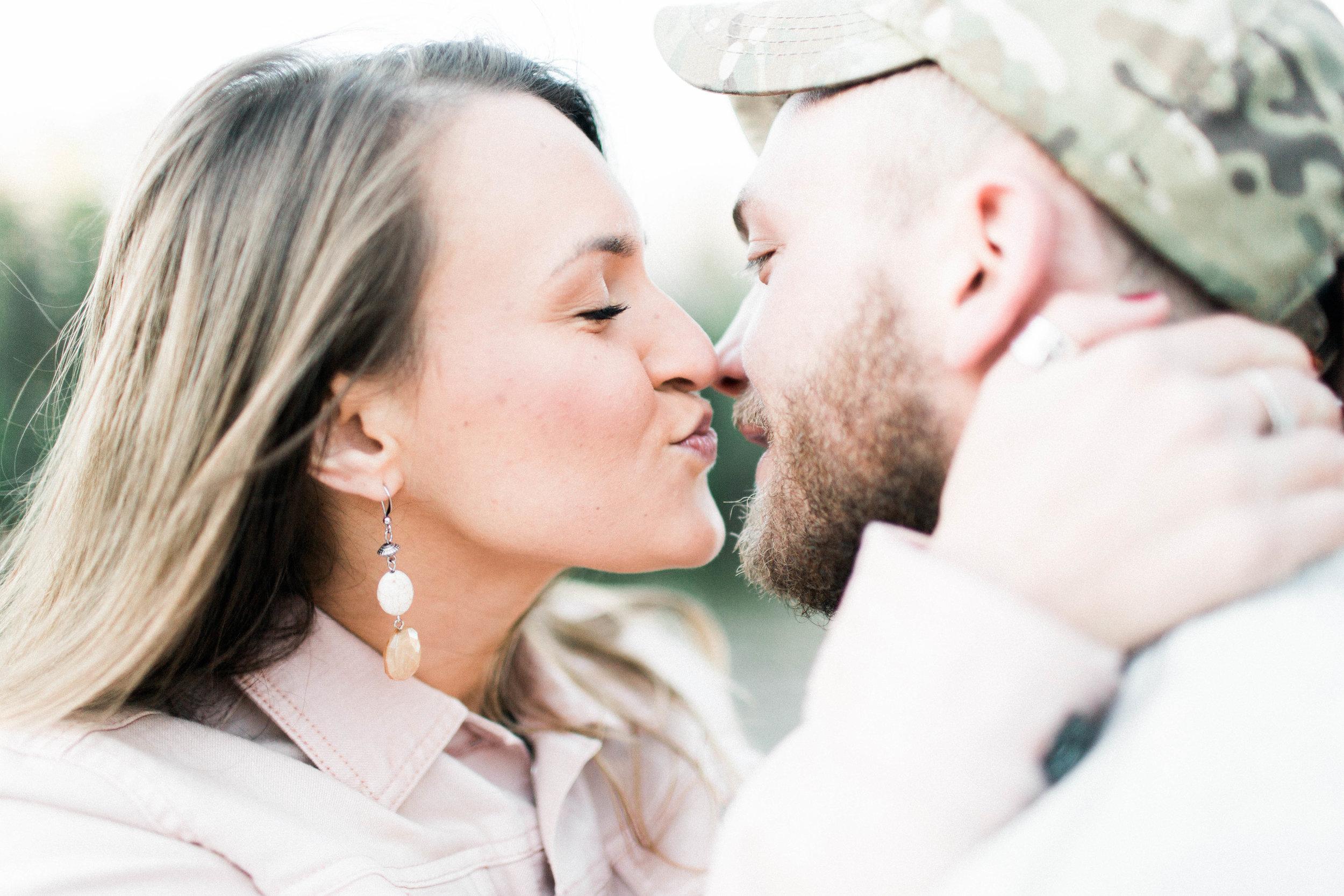 Horse Farm Engagment - Sabrina Leigh Studios - Northern Michigan Wedding Photographer 02.jpg