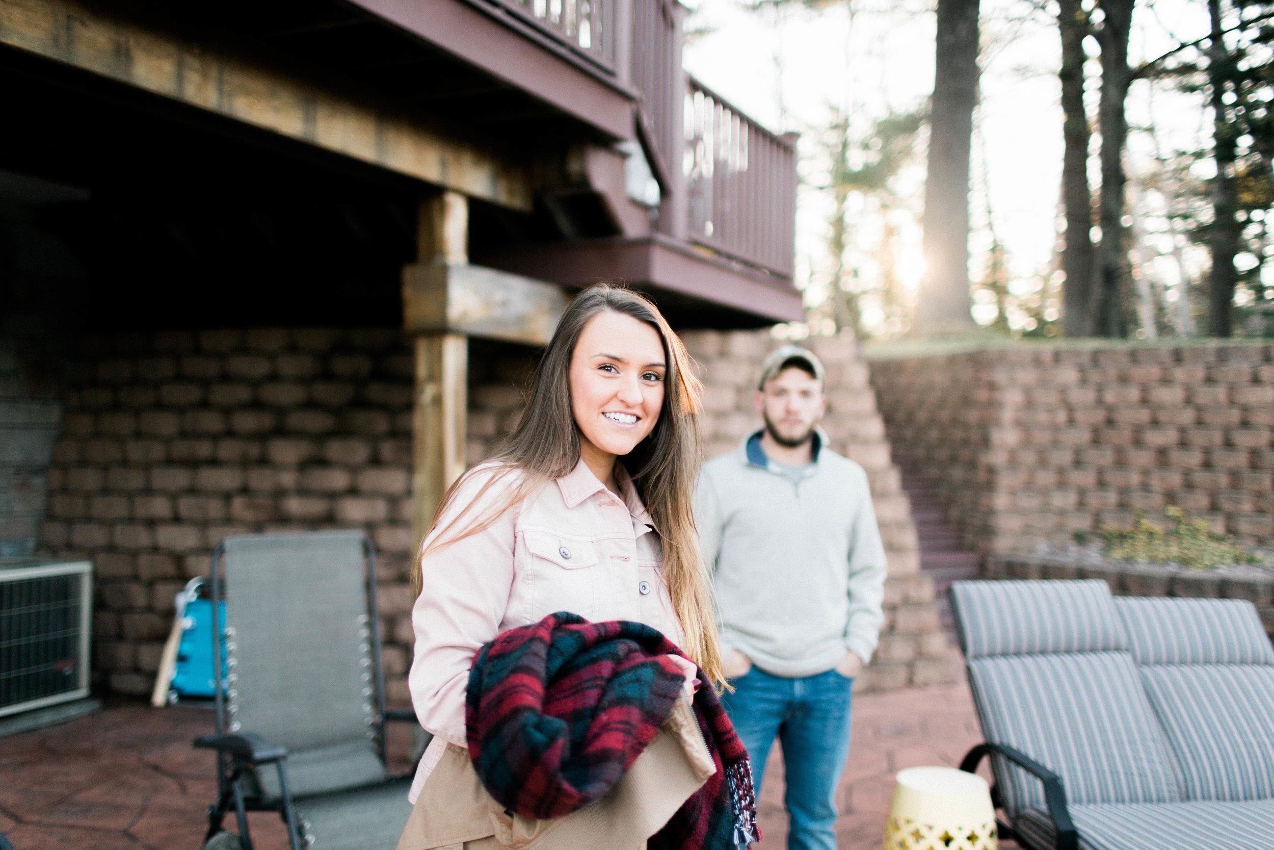 Horse Farm Engagment - Sabrina Leigh Studios - Northern Michigan Wedding Photographer 05.jpg