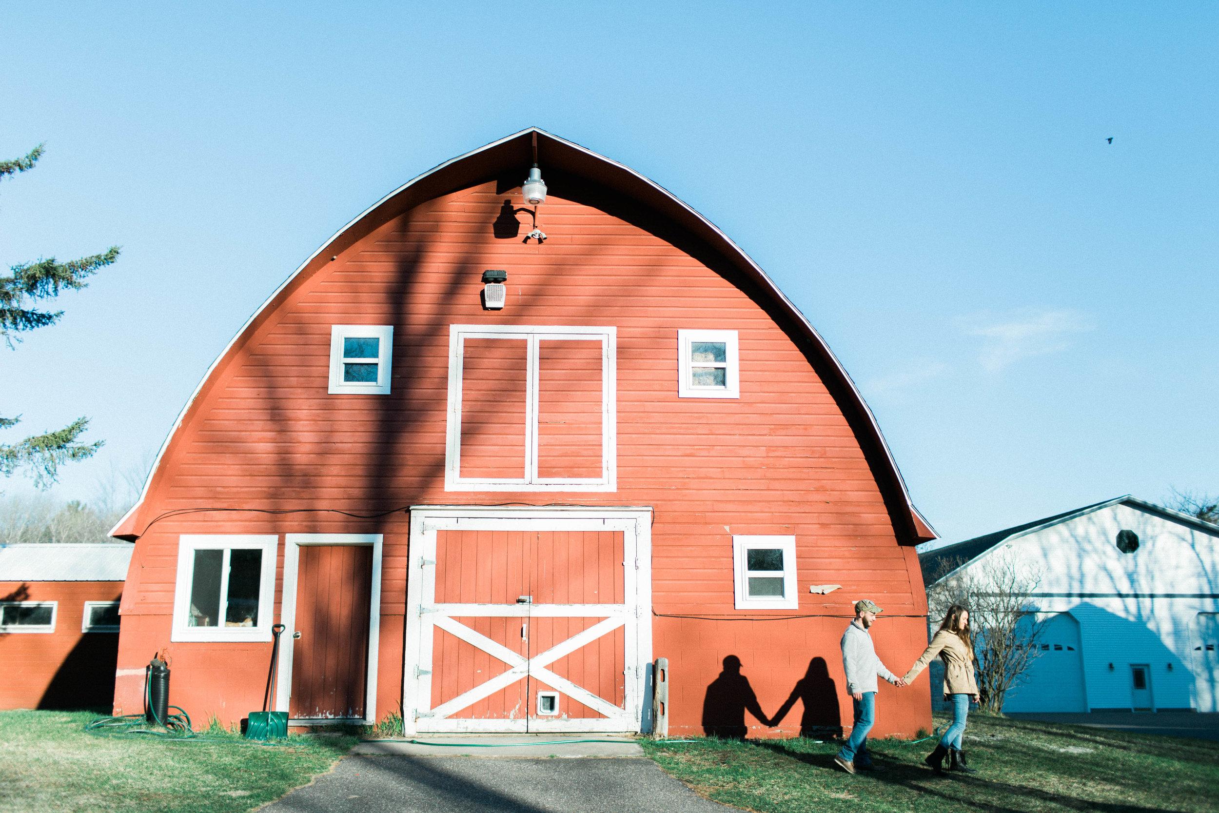 Horse Farm Engagment - Sabrina Leigh Studios - Northern Michigan Wedding Photographer 31.jpg