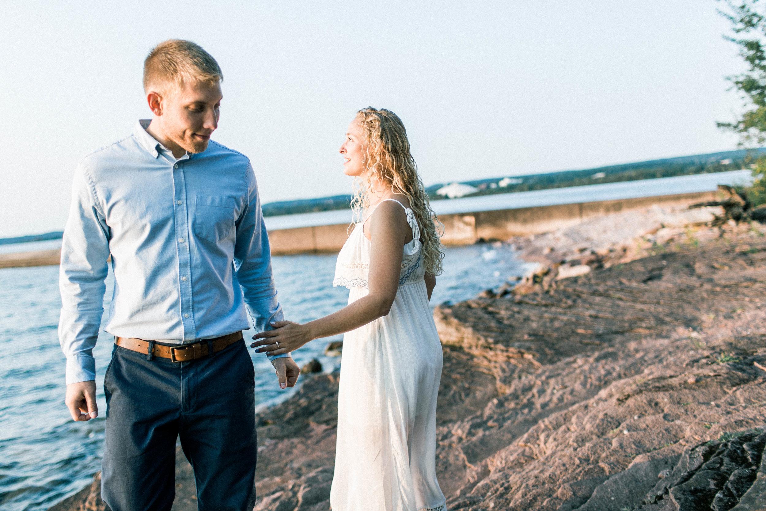 Northern Michigan Engagement Photographer - Lauren and Brent 007.jpg