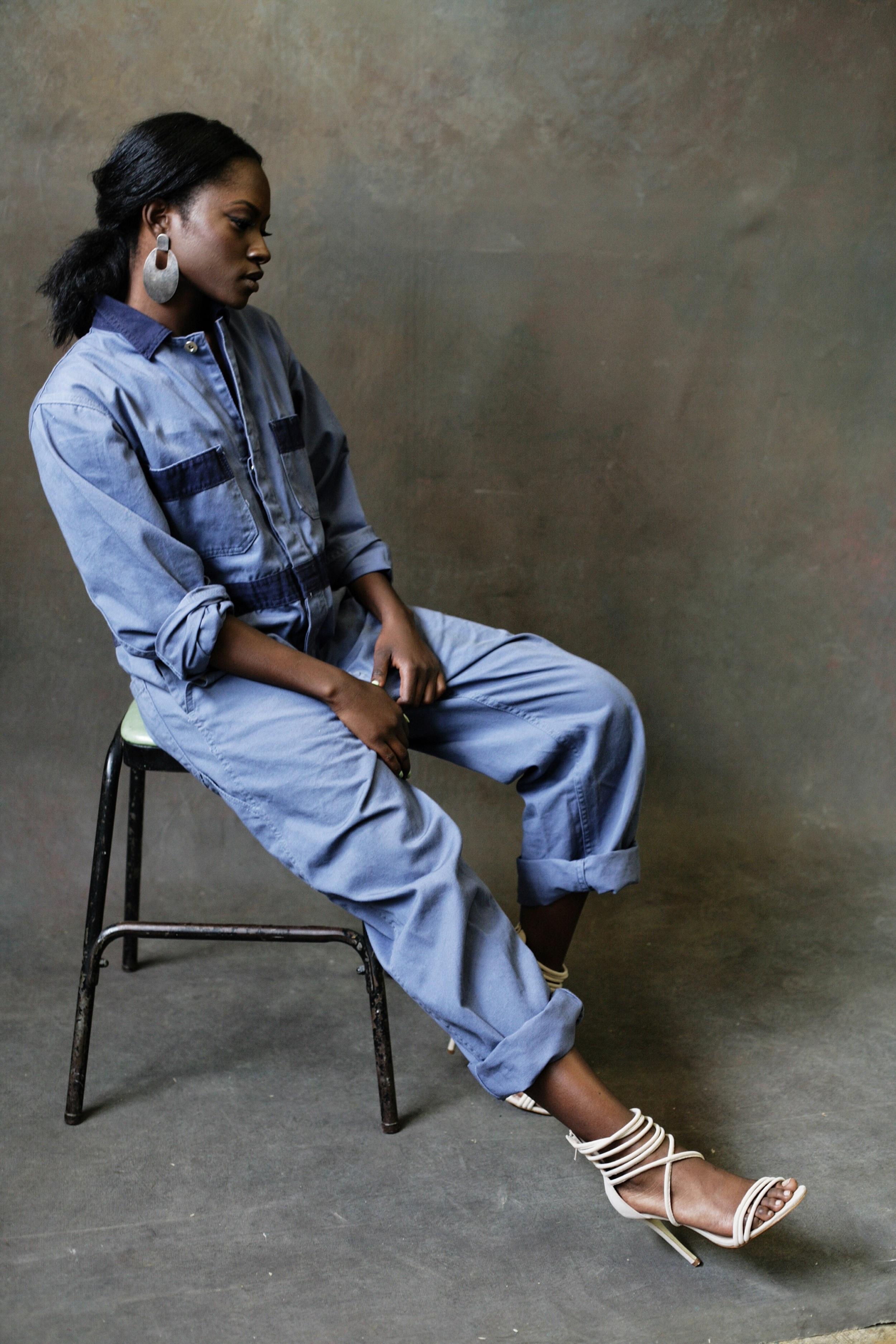 Model : Claire Atekah