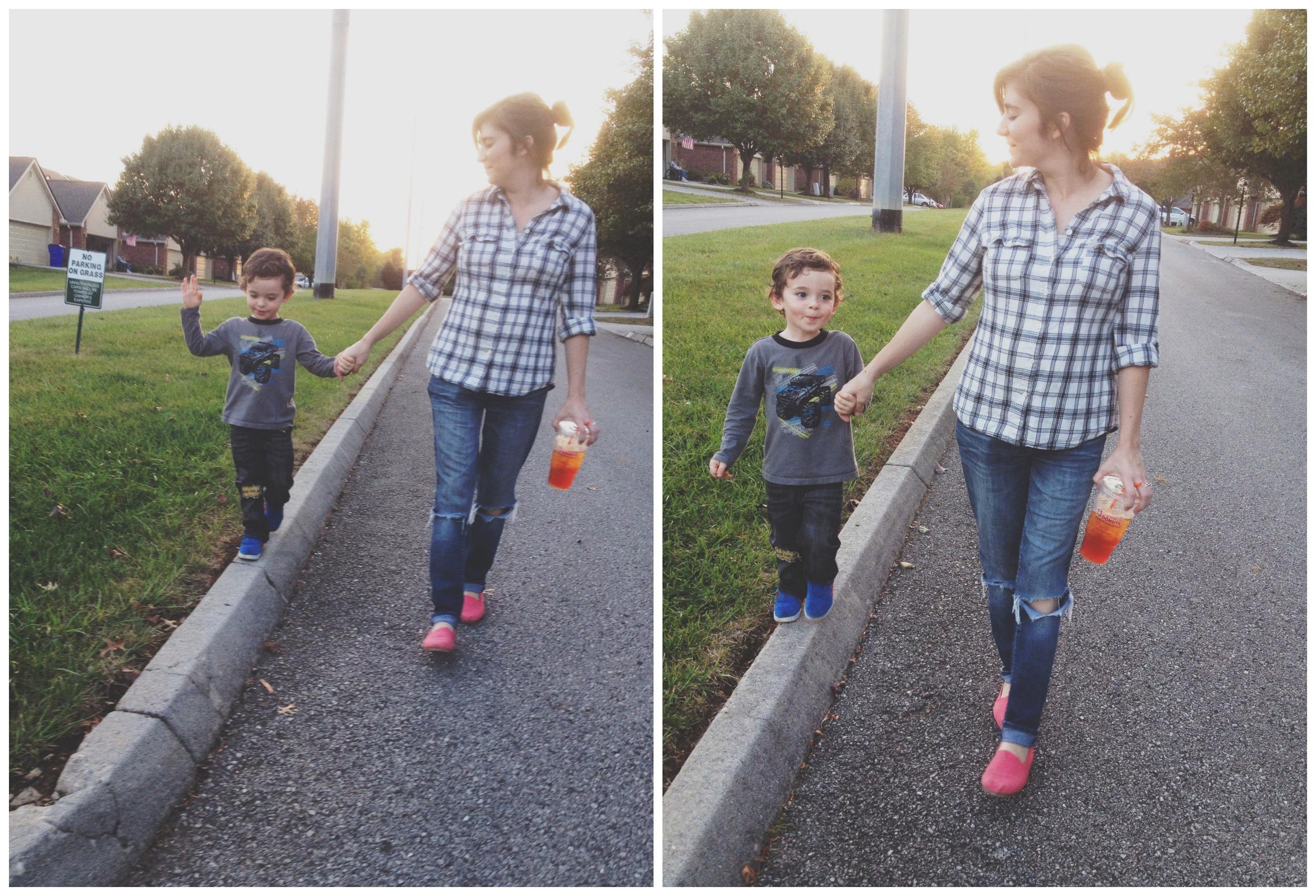 walk with jonah