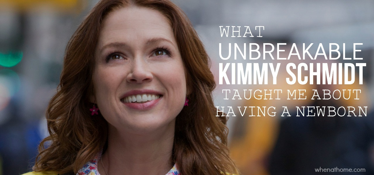 What Kimmy Schmidt Taught Me