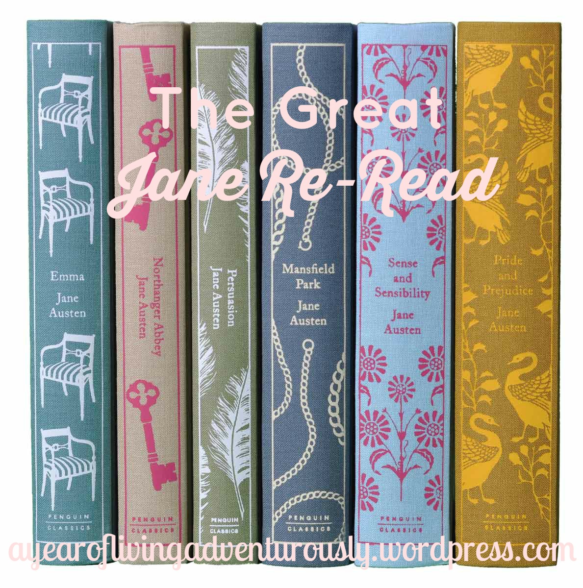 Time for the great Jane Summer Re-Read! Join me! @emily_m_deardo