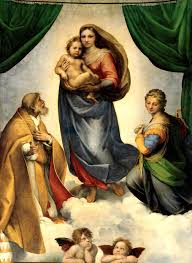"Raphael, the ""Sistine Madonna"""