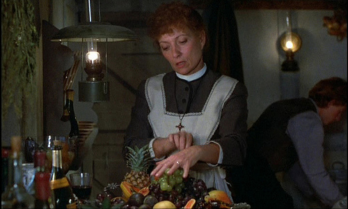 A still from Babette's Feast