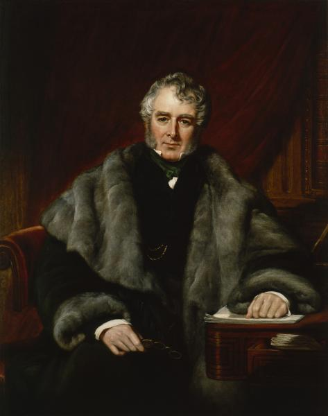 Honorable William Lamb, Second Viscount Melbourne