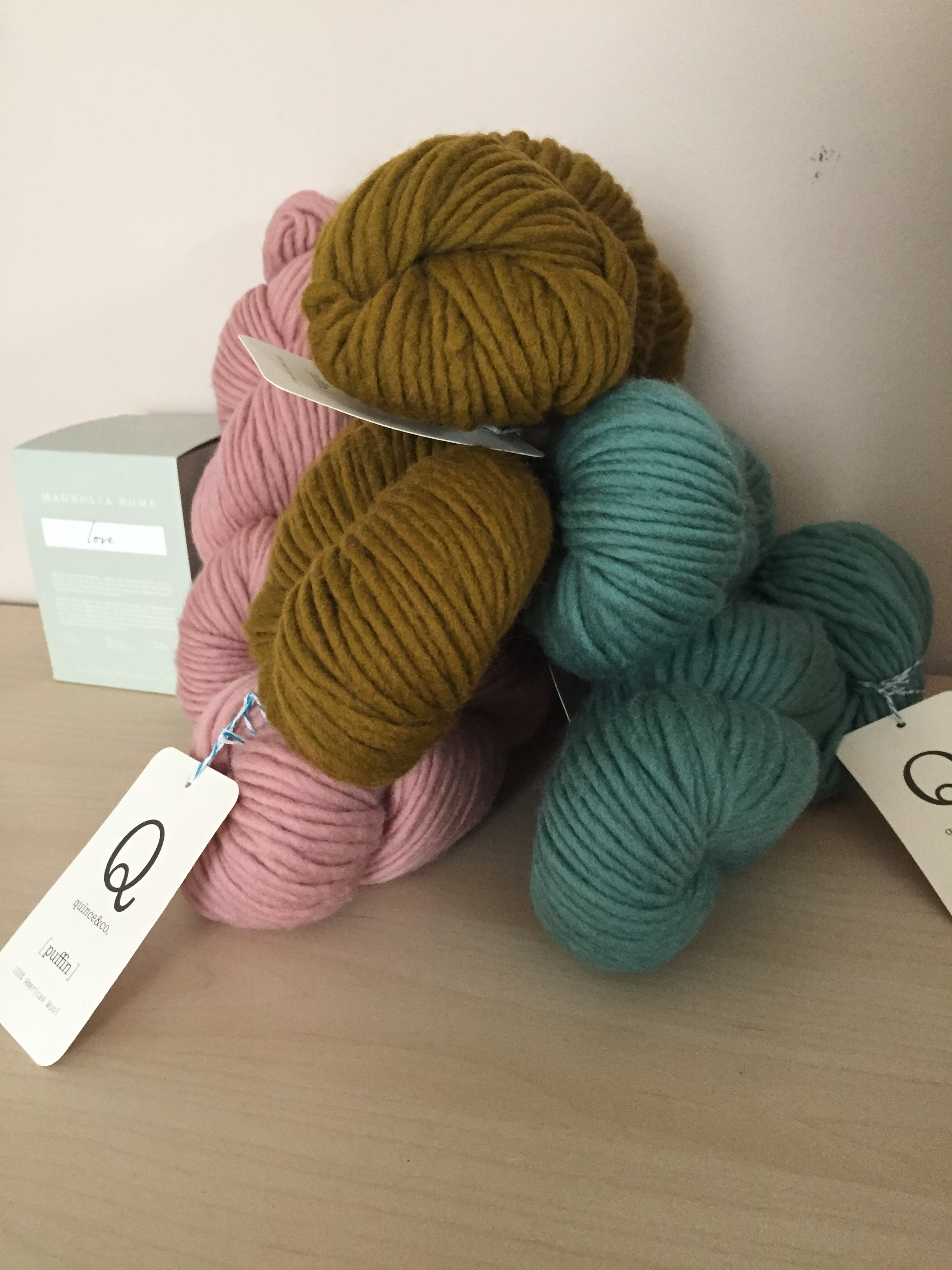 I love squishy yarn!!