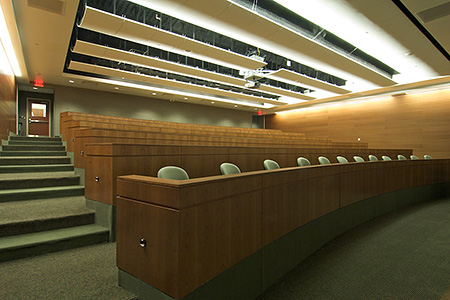 Ramapo College Financial Center -