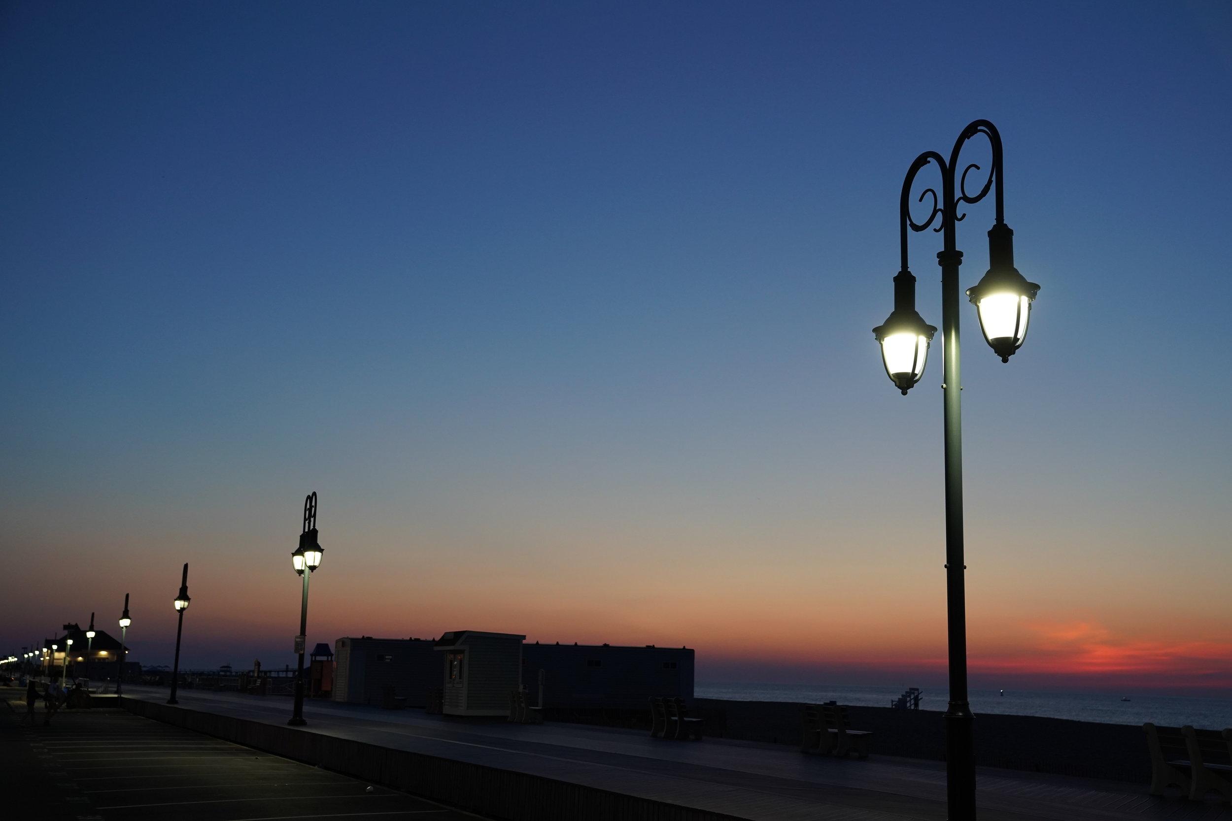 Belmar Boardwalk -