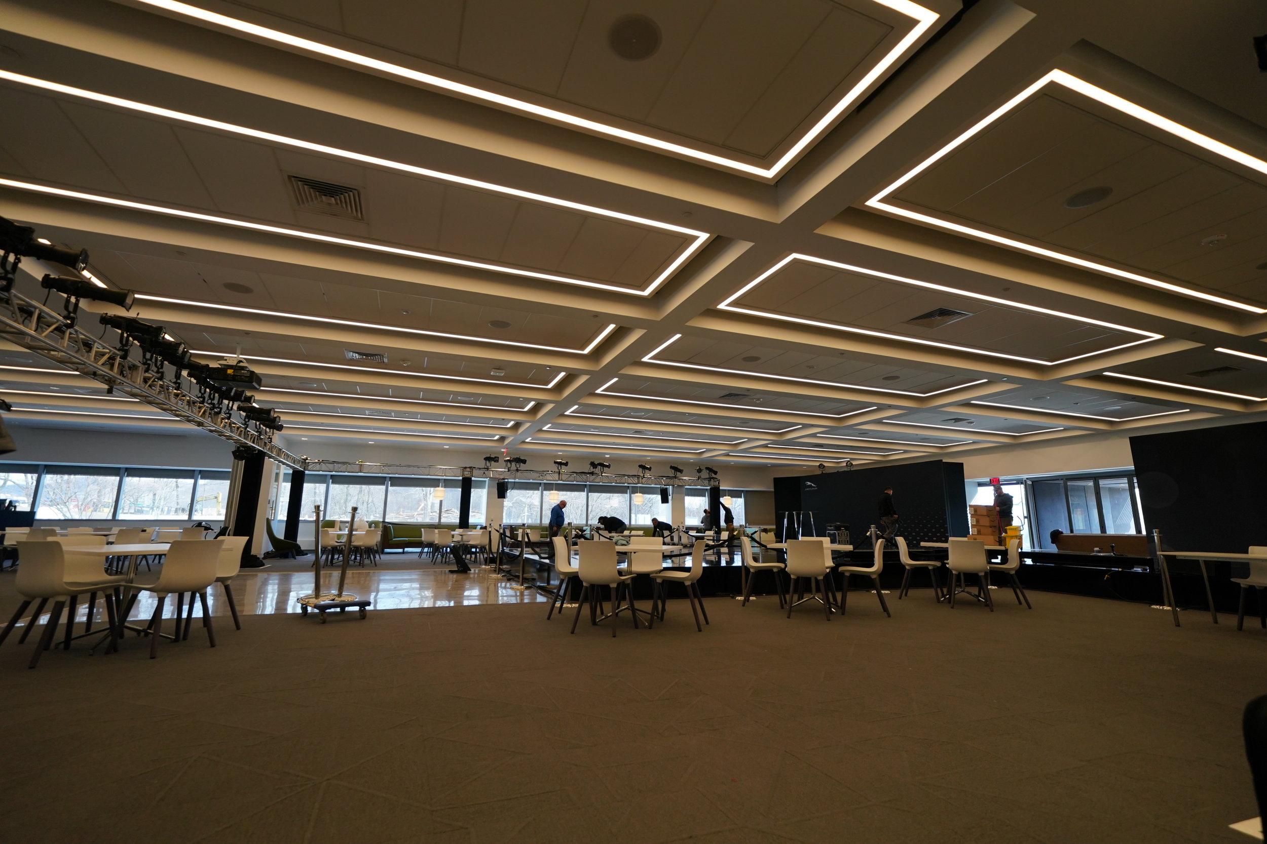 Jaguar Land Rover North American Headquarters -
