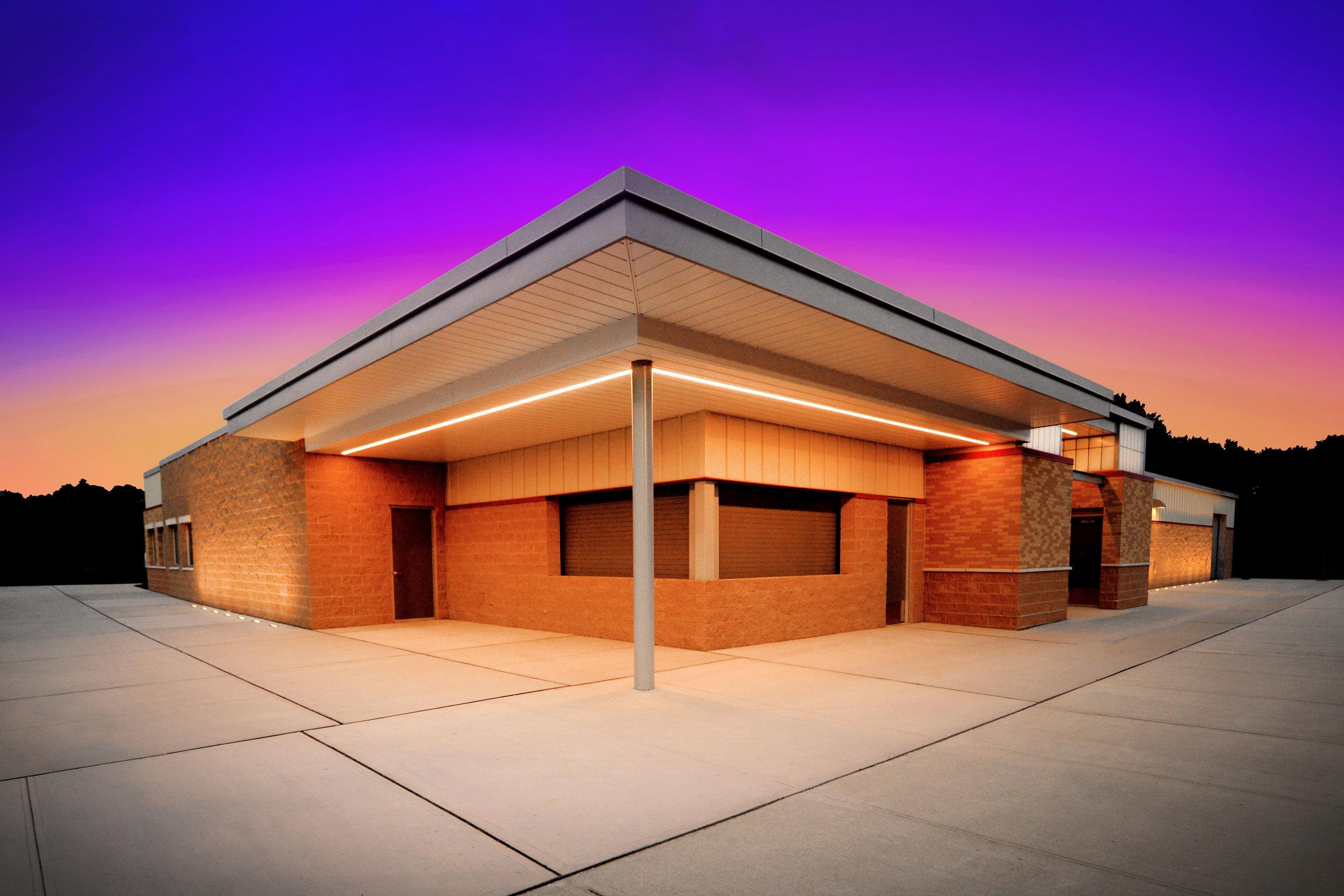 Westwood Maintenance Building -