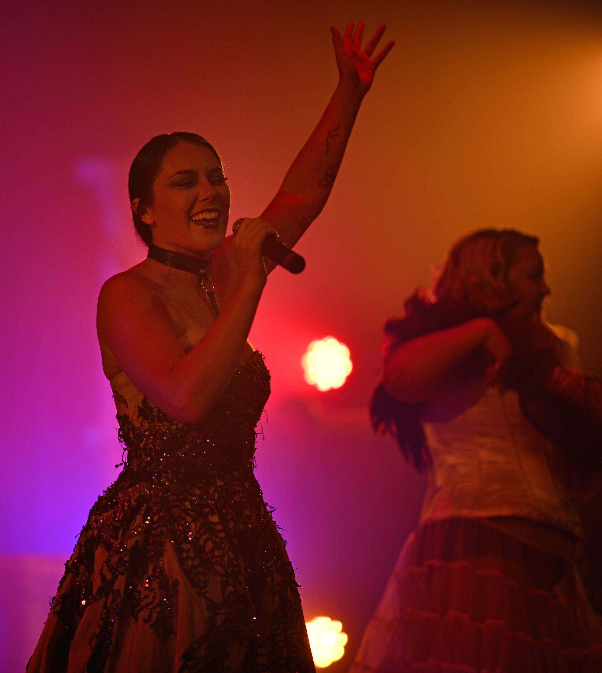 - As well as dance Rebekkah enjoys her other genres of performance: singing, acting and burlesque. She thrives in live performances and is grateful for all the performance opportunities that have come her way.