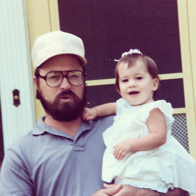 "Happy Birthday to the most wonderful daddy! You have taught me to never give up on my dreams, you always asked the hard questions like ""why are you still dating that guy?"", and you helped me understand the important things in life like the difference between a '66 and a '67 mustang. I love you daddy!"