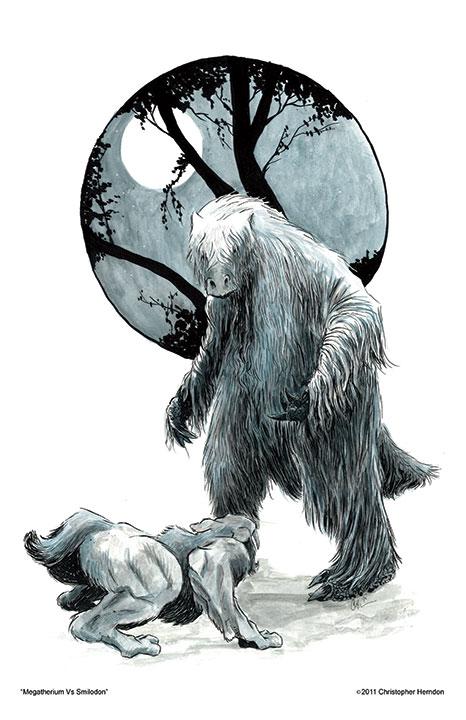 2011MegatheriumVsSmilodon.jpg
