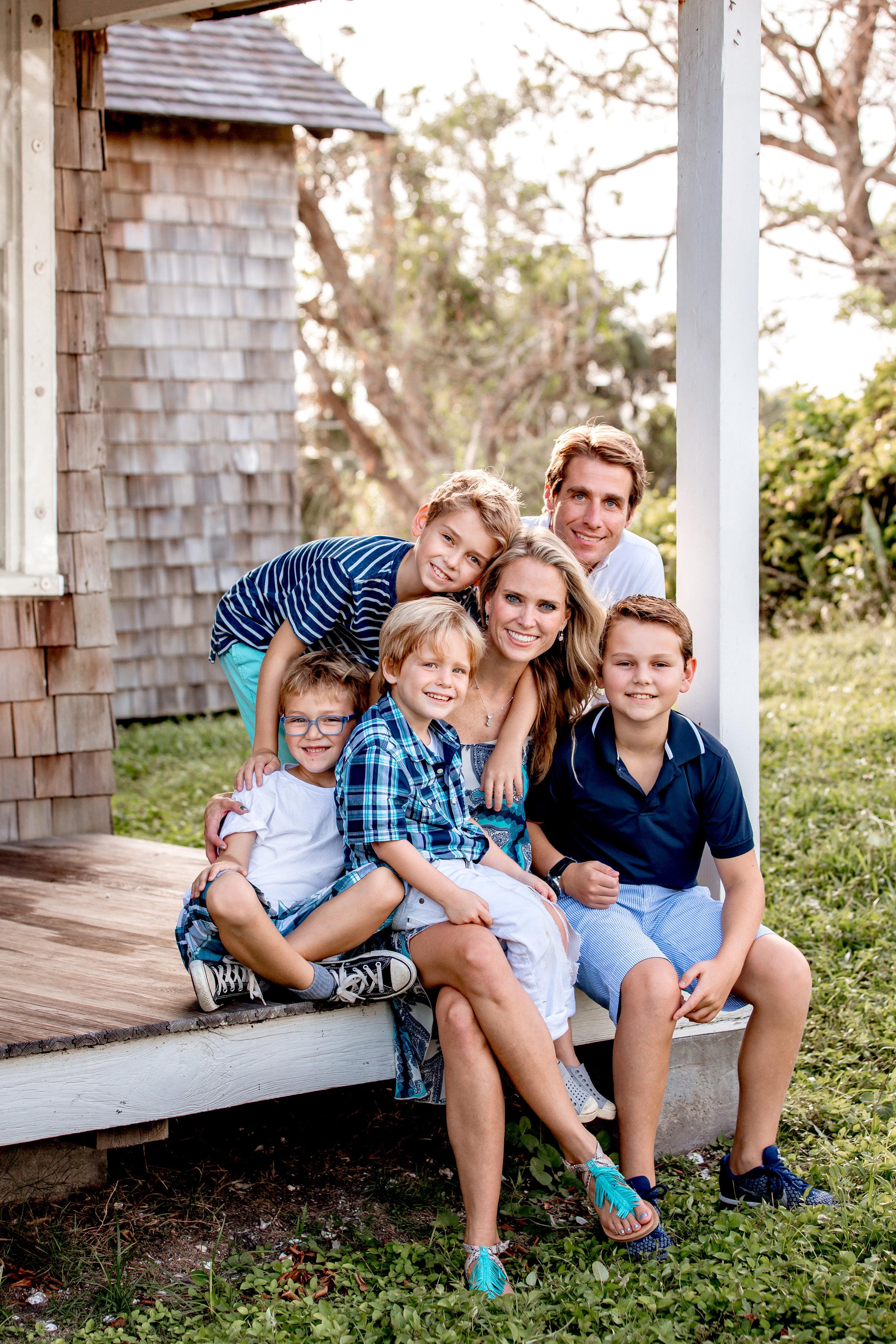 Jupiter Family Photoshoot