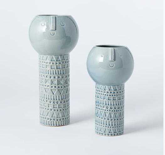 West Elm:  Atelier Stella Vases  $30-$40