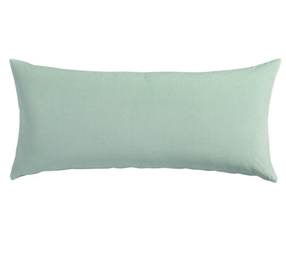 Mint pillow  $49.95