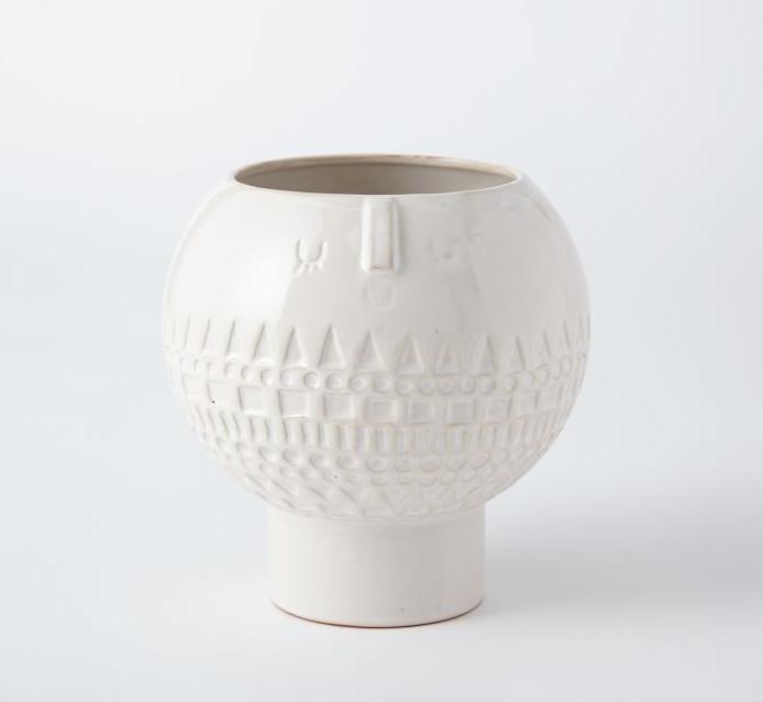 West Elm  Atelier Stella Vase  $34