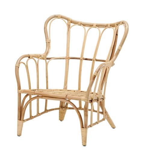 Rattan Chair  $49