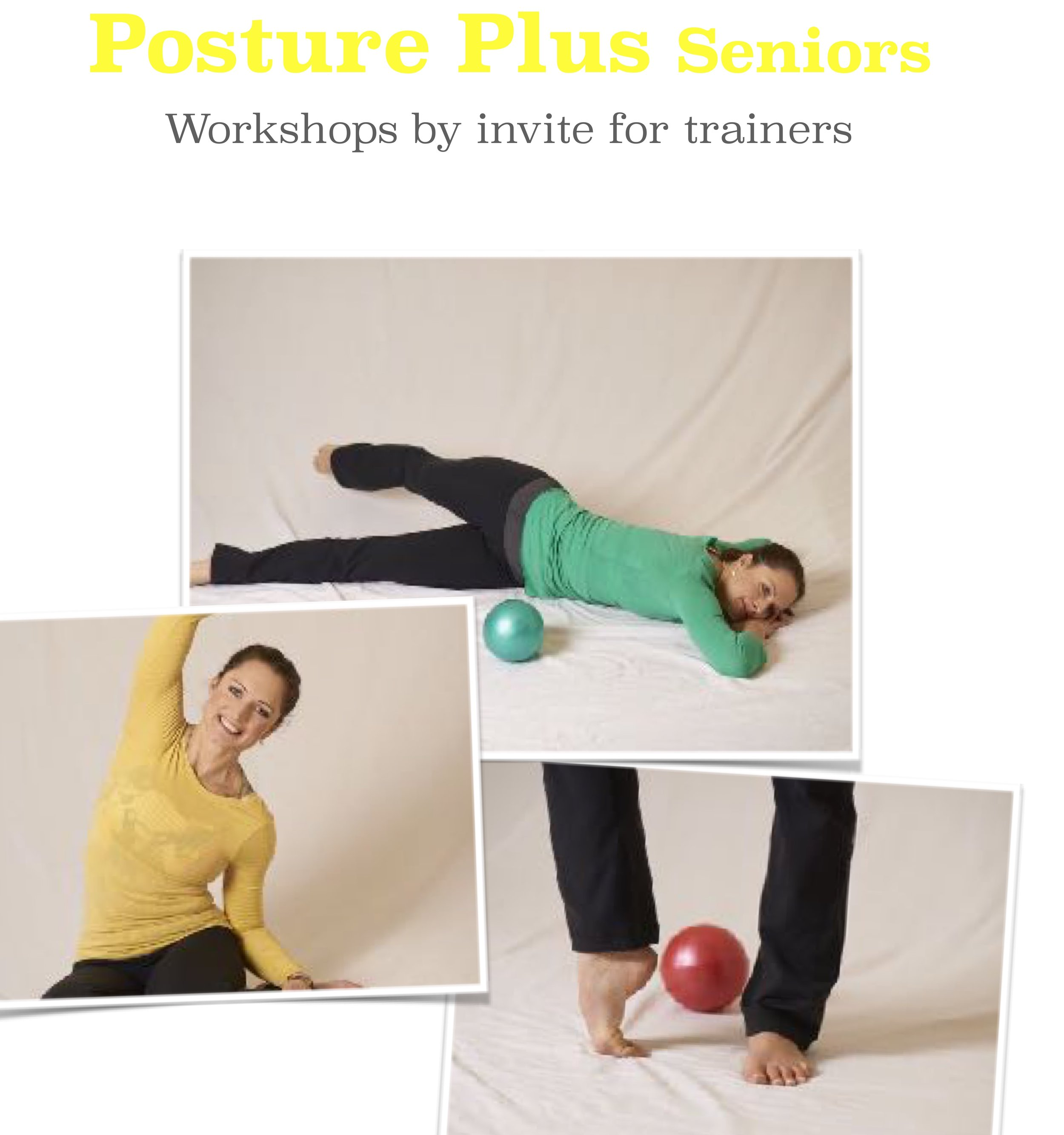 Posture Plus  - three part teacher training starts 2019…