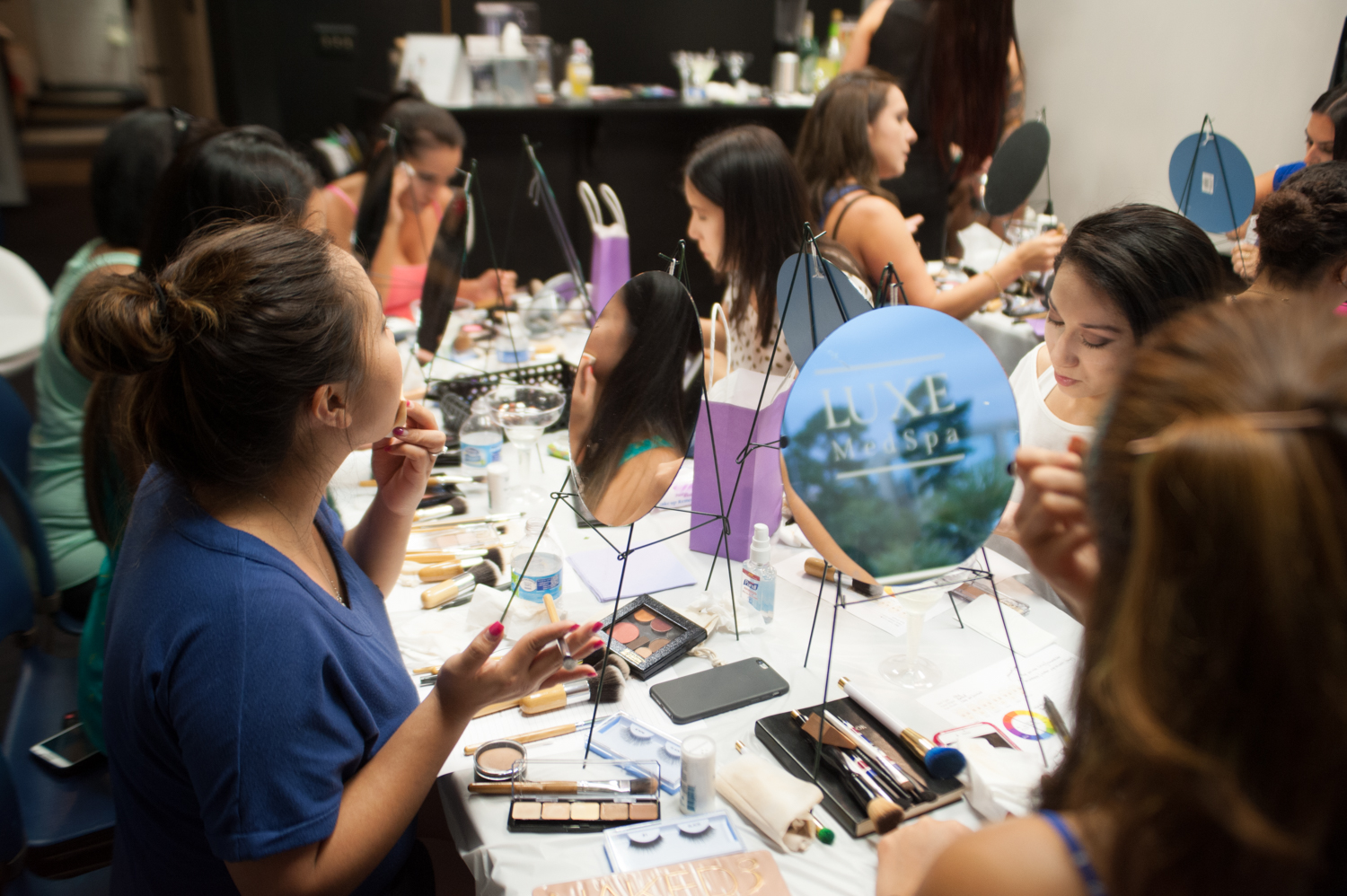 Makeup Workshop - learn how to do your makeup like a pro - Orange County makeup Artist