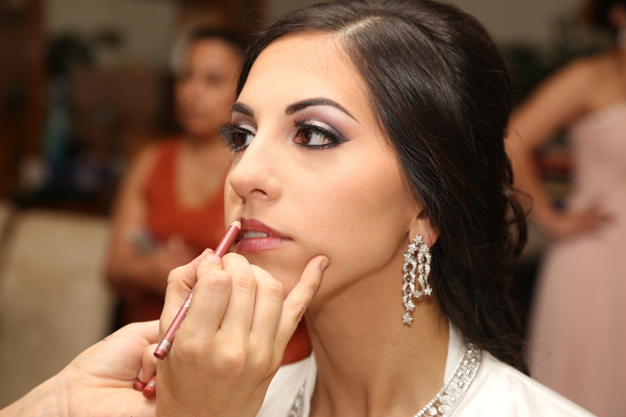 Orange County Bridal Makeup