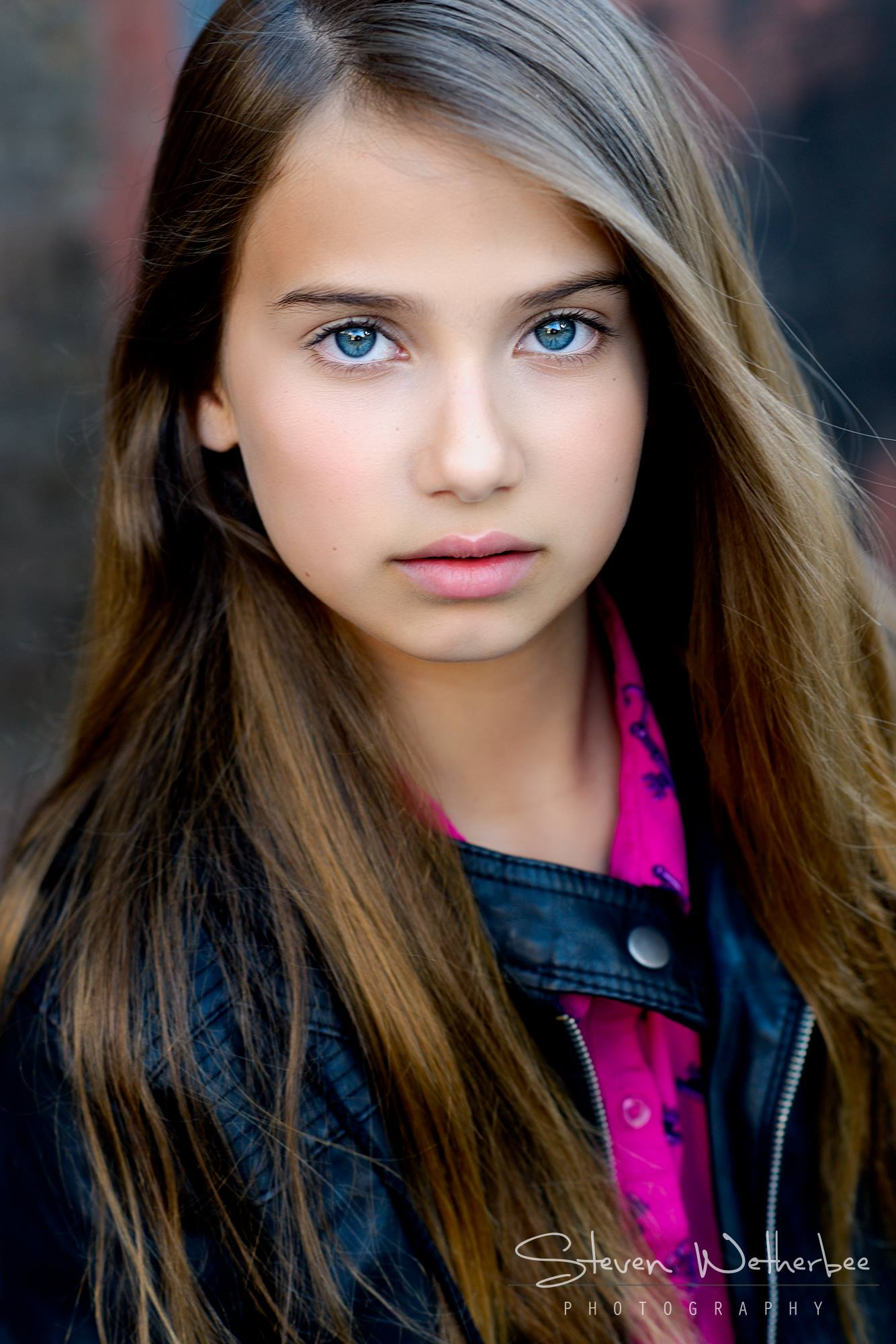 Makeup and Hair for Actress Headshots