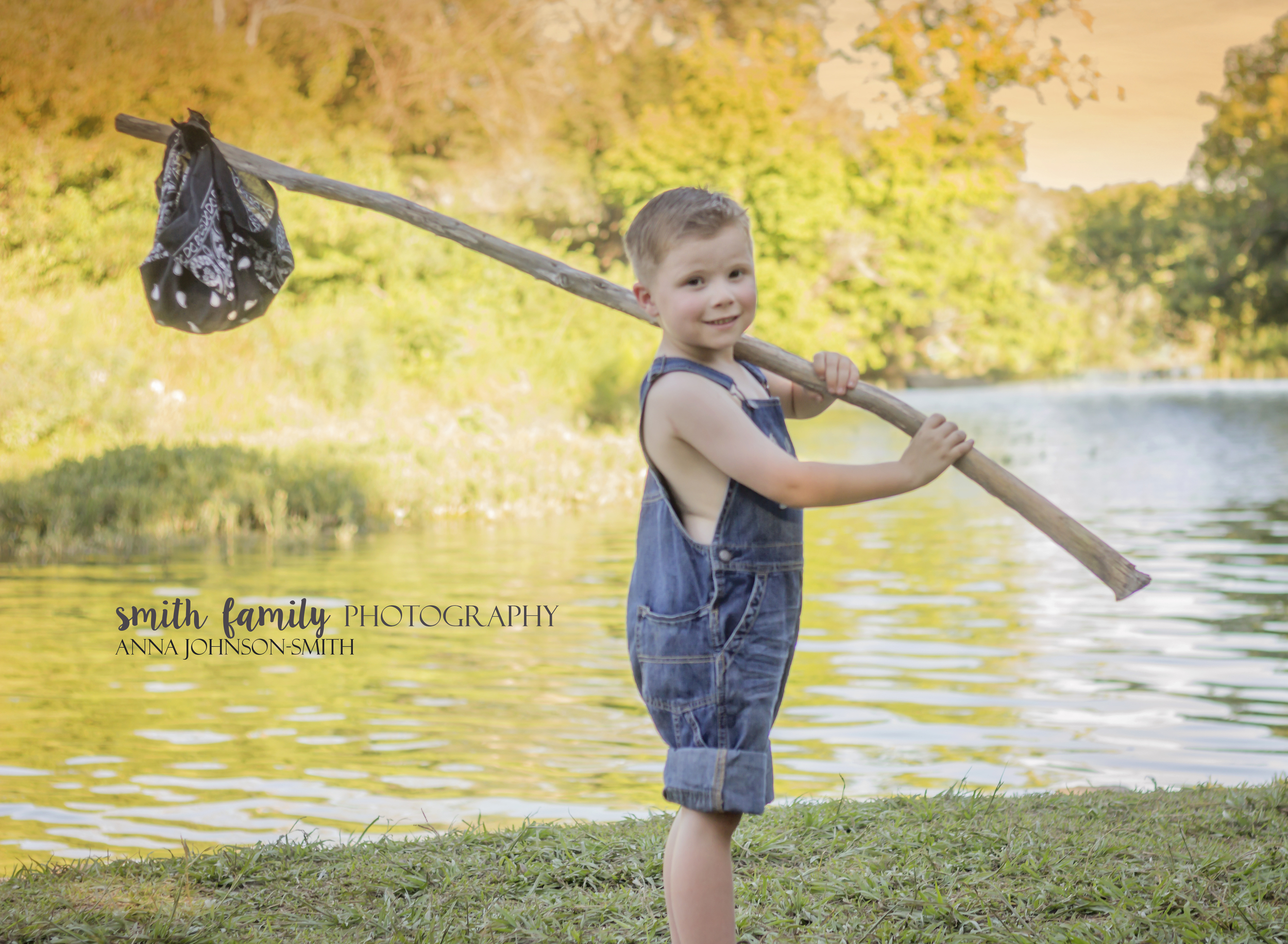 Huck Finn mini-session