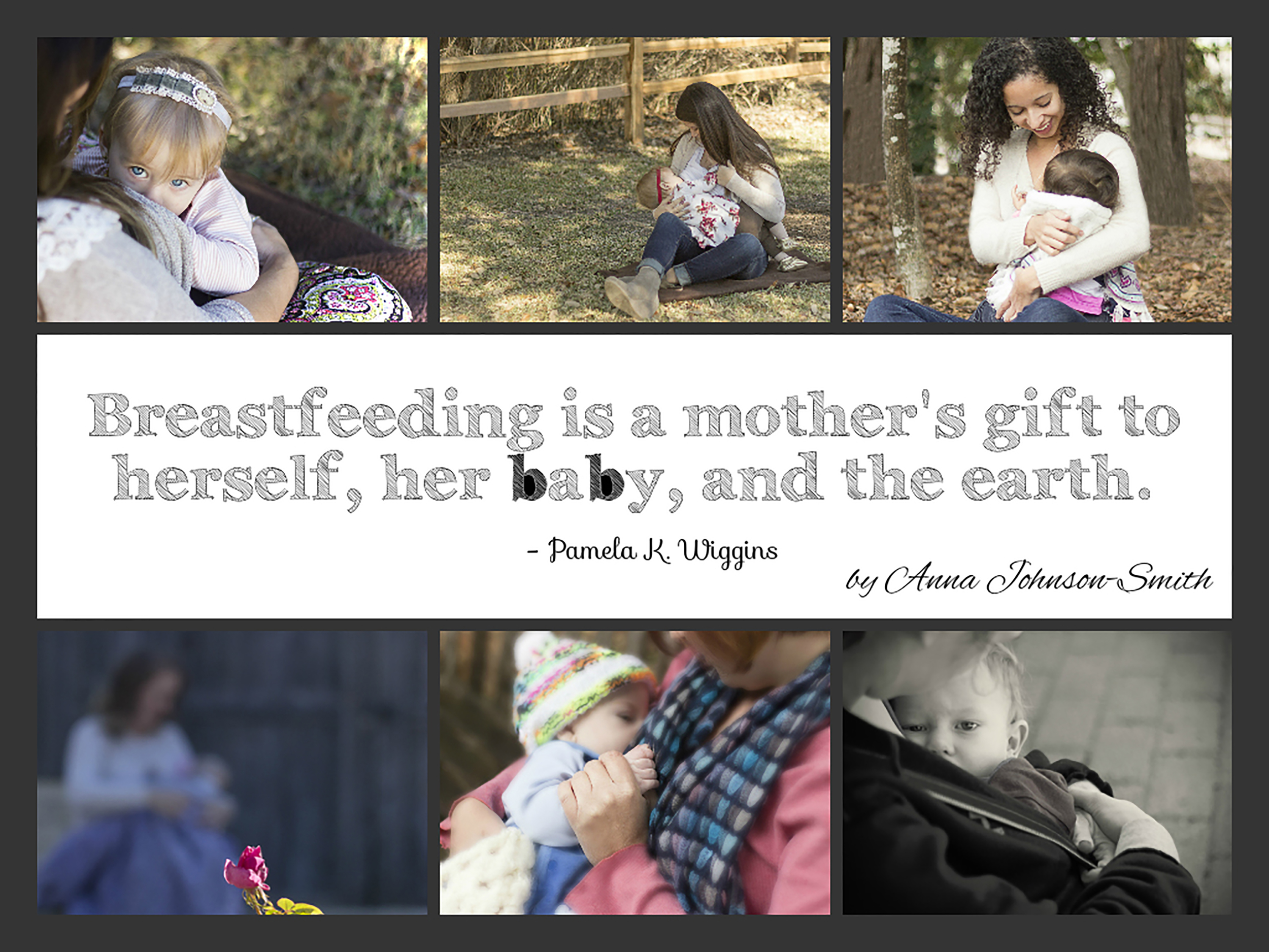 breastfeedingcollage