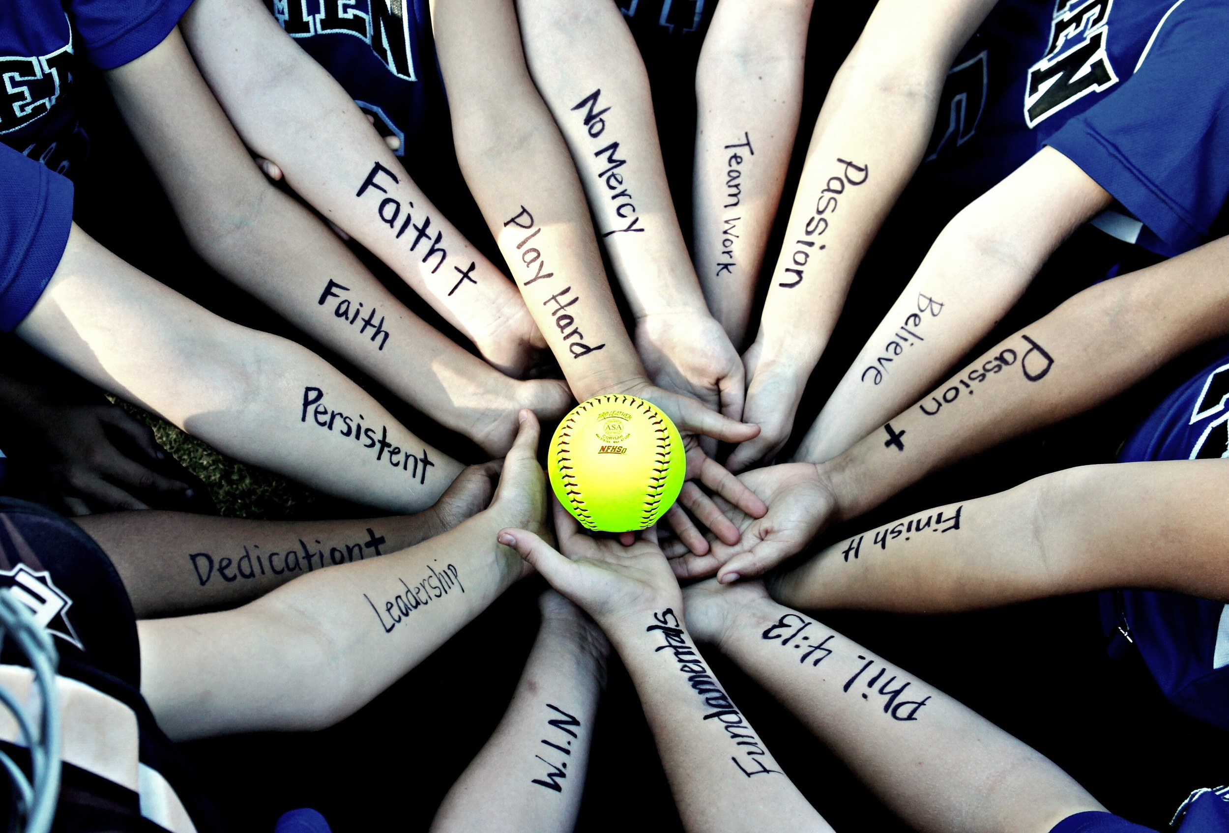 Found at:   http://www.quoteslike.com/quotes-about-softball-teamwork-quotes/