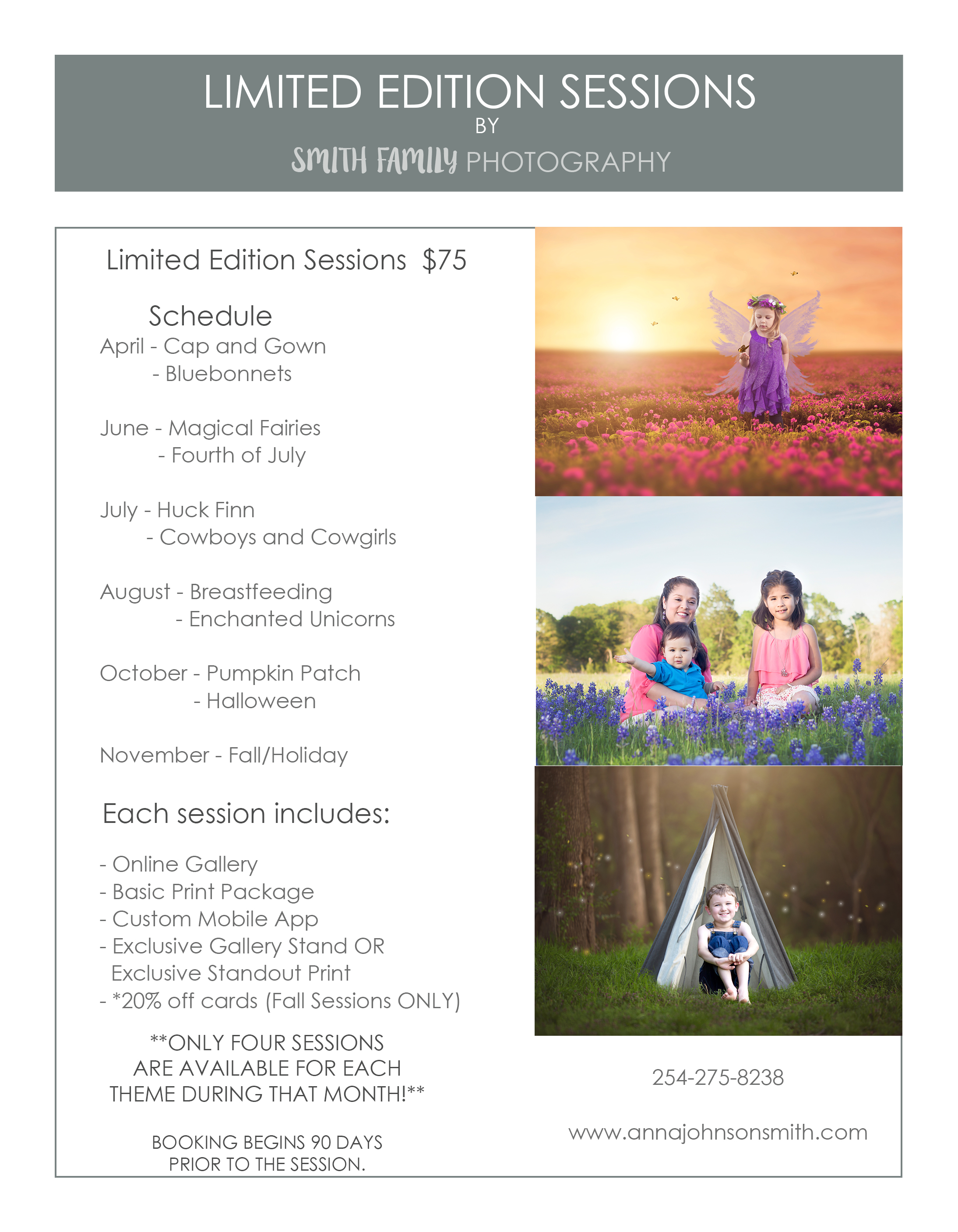 limited_edition_session_schedule_smith_family_photography_groesbeck