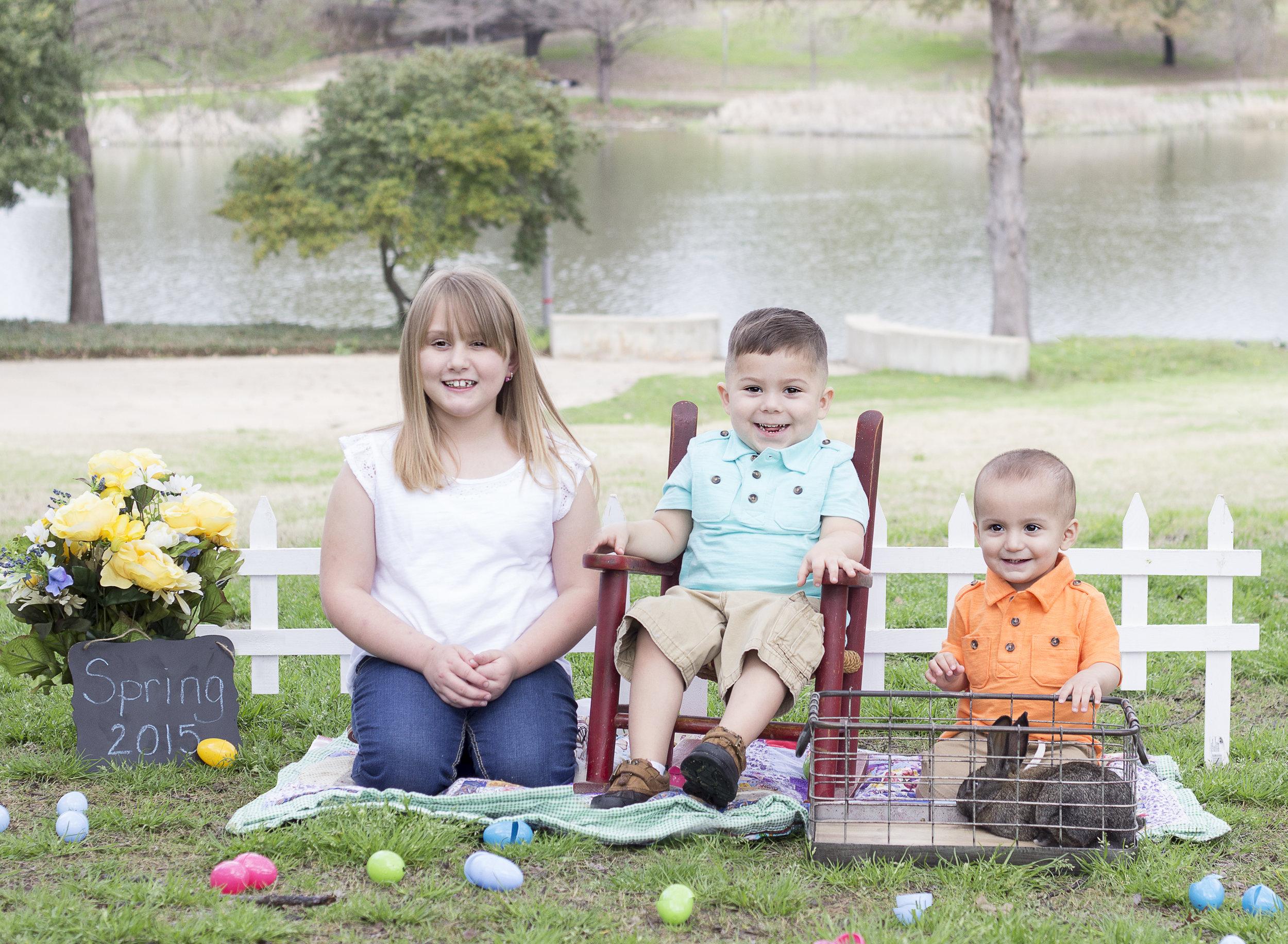 Oliver Family 2015