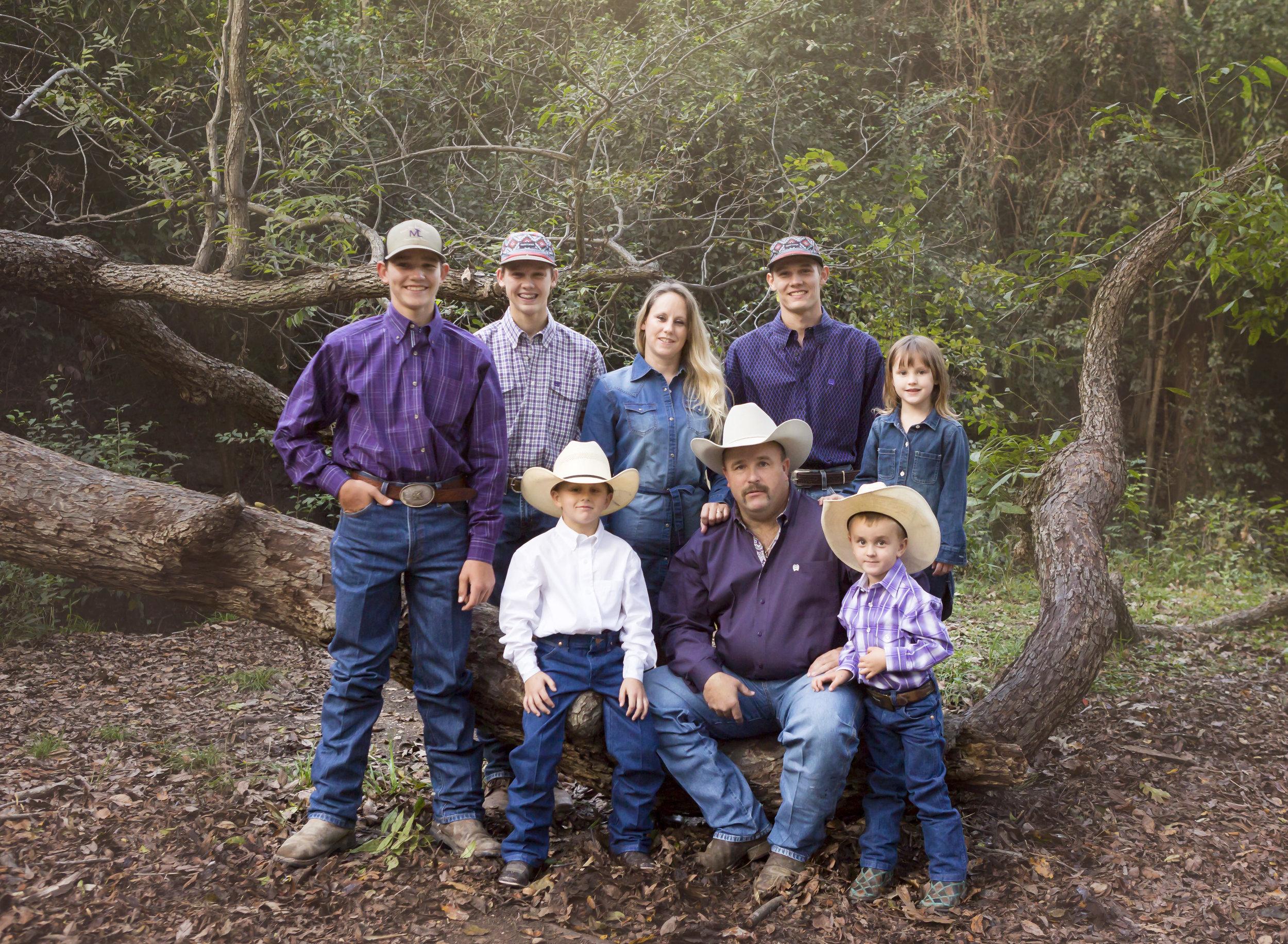 Craven Family 2016