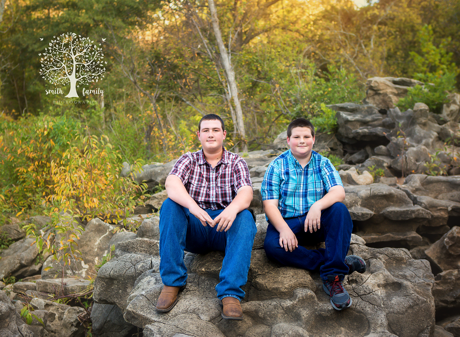 """We highly recommend Smith Family Photography. Anna is such a talented photographer who really cares about each of her clients and their needs. This was our first session. I expected it to be amazing and the results were beyond that. During the session, Anna really took the time to capture the bond that my boys share. I cannot say enough how pleased my husband and I are! Thank you, Smith Family Photography, for capturing such wonderful memories for our family to cherish for many years."" - Jennifer W."