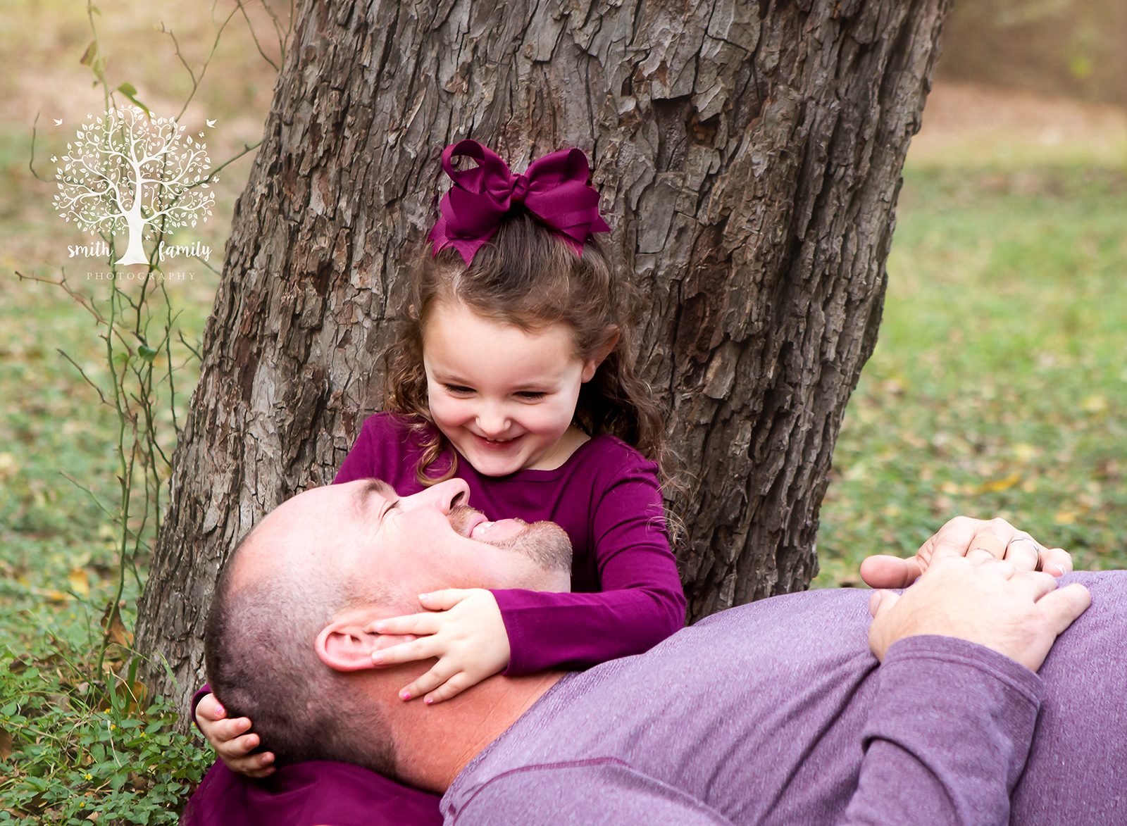 """Smith Family Photography went above and beyond for our daughters imagination photo shoot and our family pictures. Anna is very patient and is really good with kids. She captured great moments and also will give you poses you specifically ask for. We had such a fun afternoon with her taking our pictures!"" - Crystal L."
