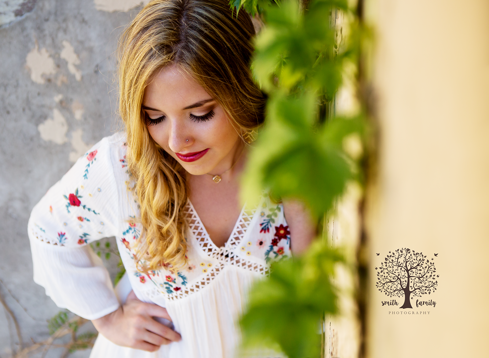 """Anna made everything absolutely perfect!!!! She had a ton of ideas and was open to the few ideas/props we brought for the Senior Photo shoot. I am in love with every single shot taken. I highly recommend Anna and will be using her again in 4 more years for my youngest gradaduatuon pictures."" - Laura H."
