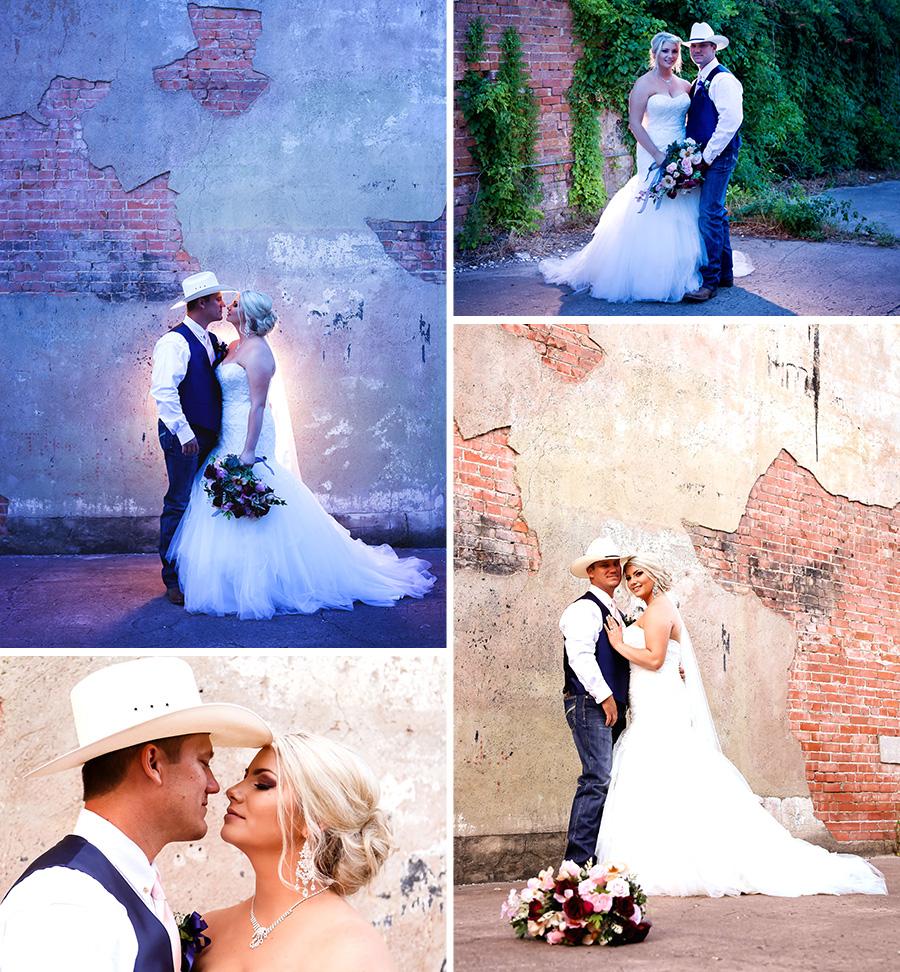 Mr. and Mrs. Barkouskie