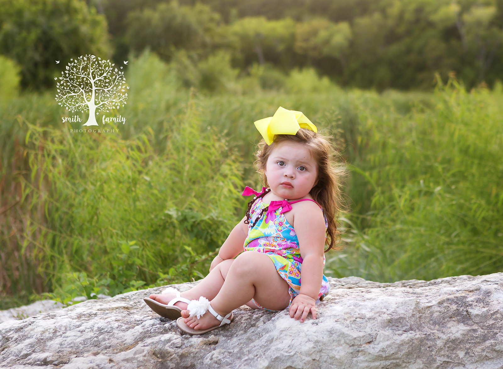 """Highly recommend!! Anna was very good at communicating with with me and helping me decide on a beautiful location. My daughters picture came out prefect and beautiful."" - Ilse B."