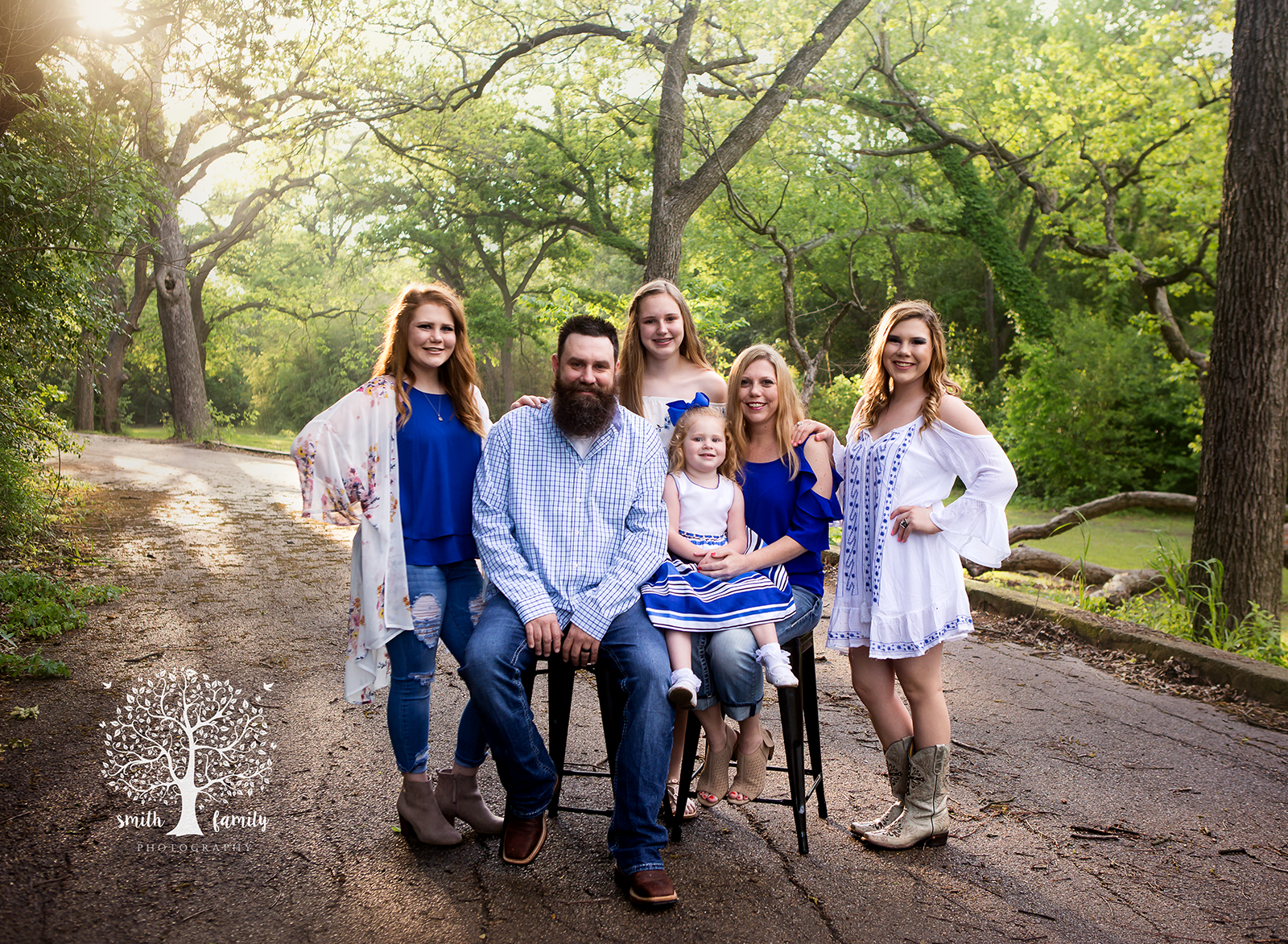 April 2018 - Family Session