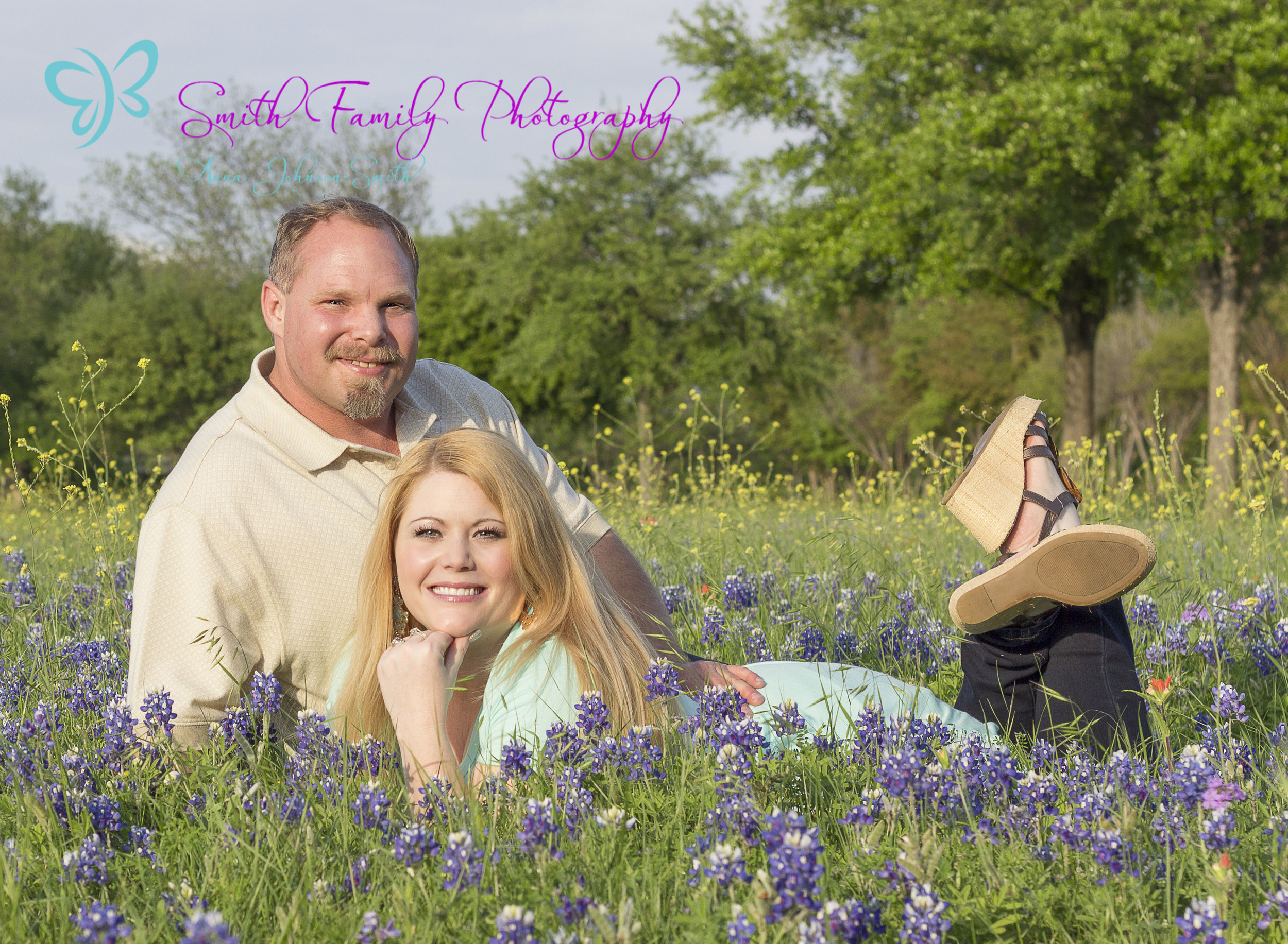 2015 - One of my favorite bluebonnet photos!