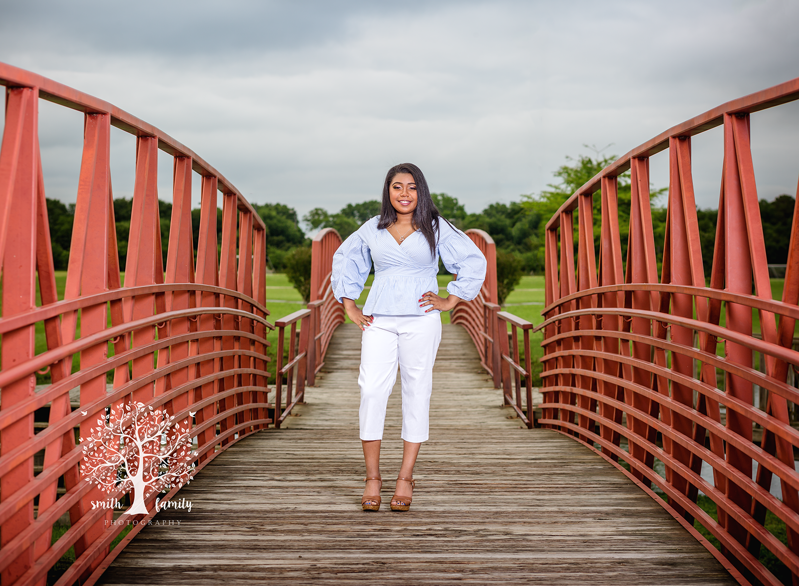 """Mrs. Smith is amazing! She is very patient and puts her all into her work. I have bragged about her to everyone I have spoken to. Can't wait to choose her for family pics. Mrs. Smith, you rock!👍❤"" - Yvette T."